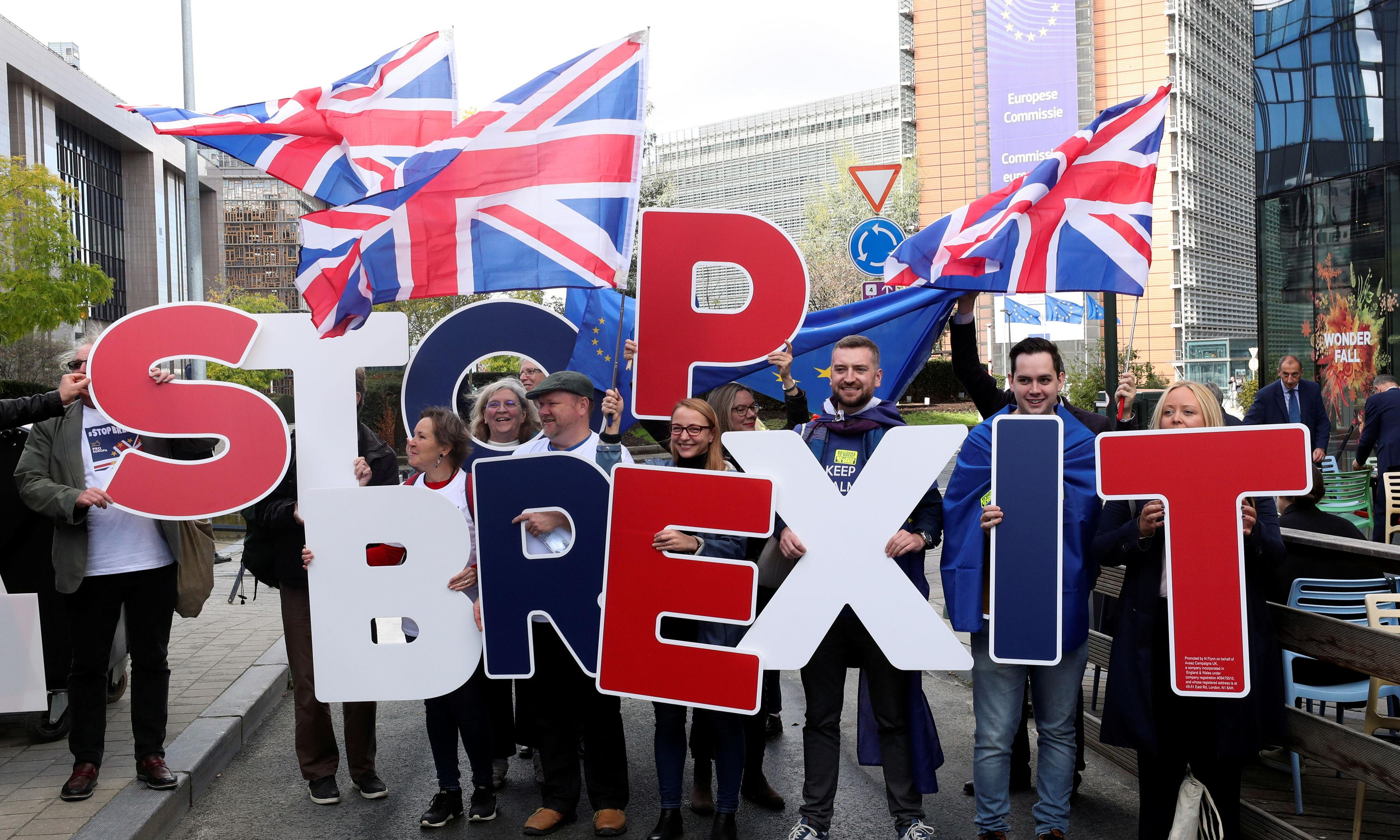 It's not just British leavers – the rest of Europe is responsible for Brexit, too