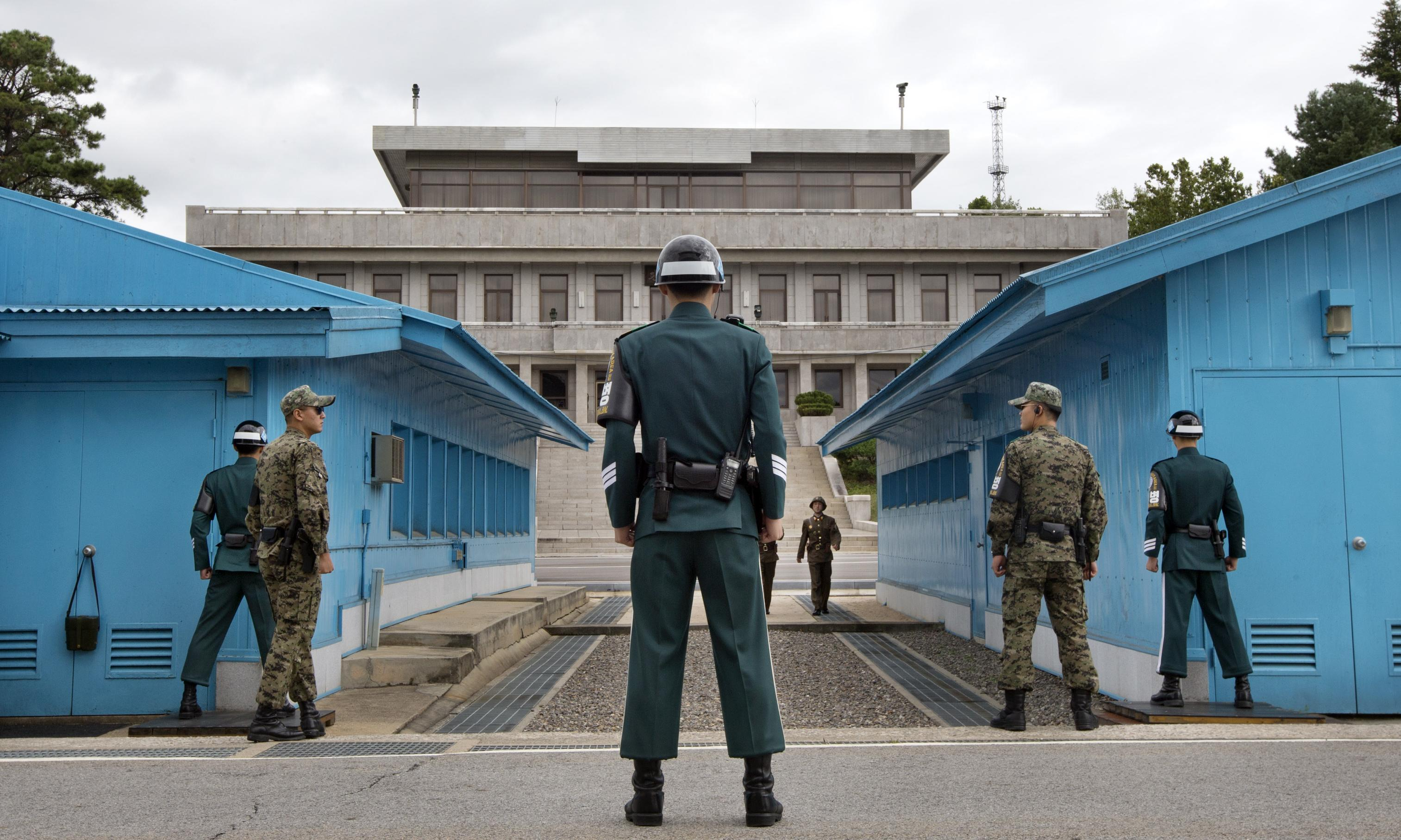 North Korean soldier defects to South across demilitarised zone