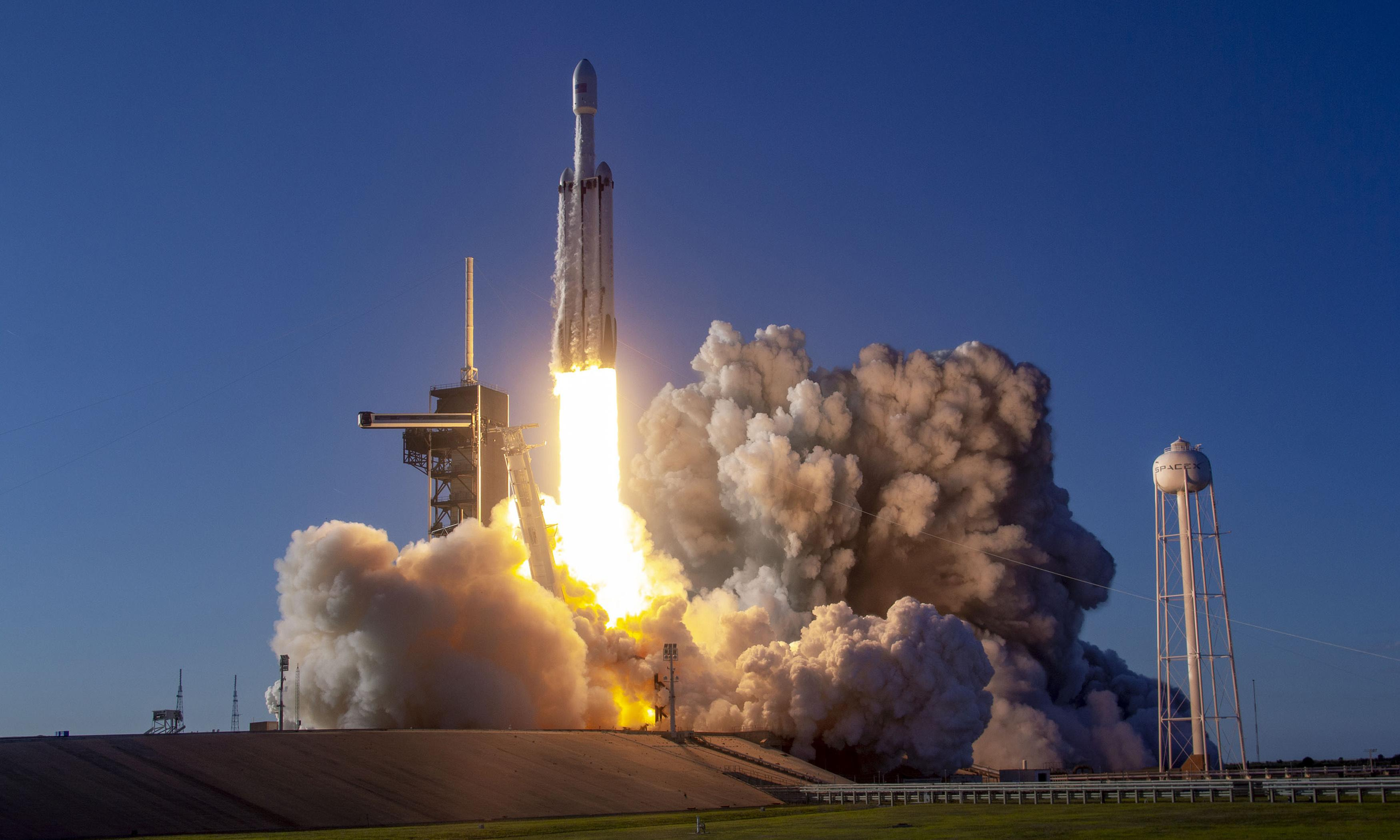 The private frontier: corporate space explorers stand by for a $1tn lift-off