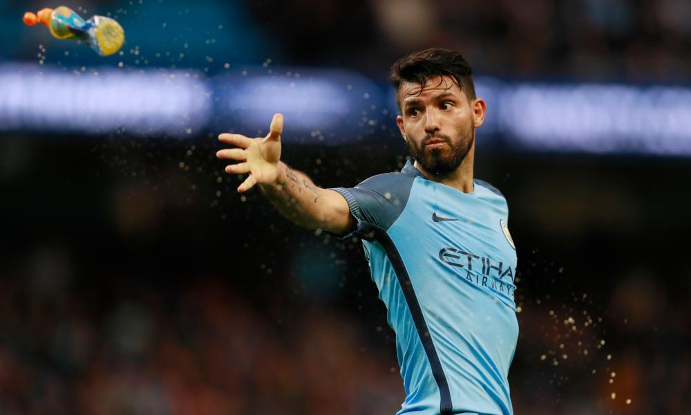 Sergio Agüero was praised by Pep Guardiola this week but missing out on the Champions League could give him a reason for leaving Manchester City.