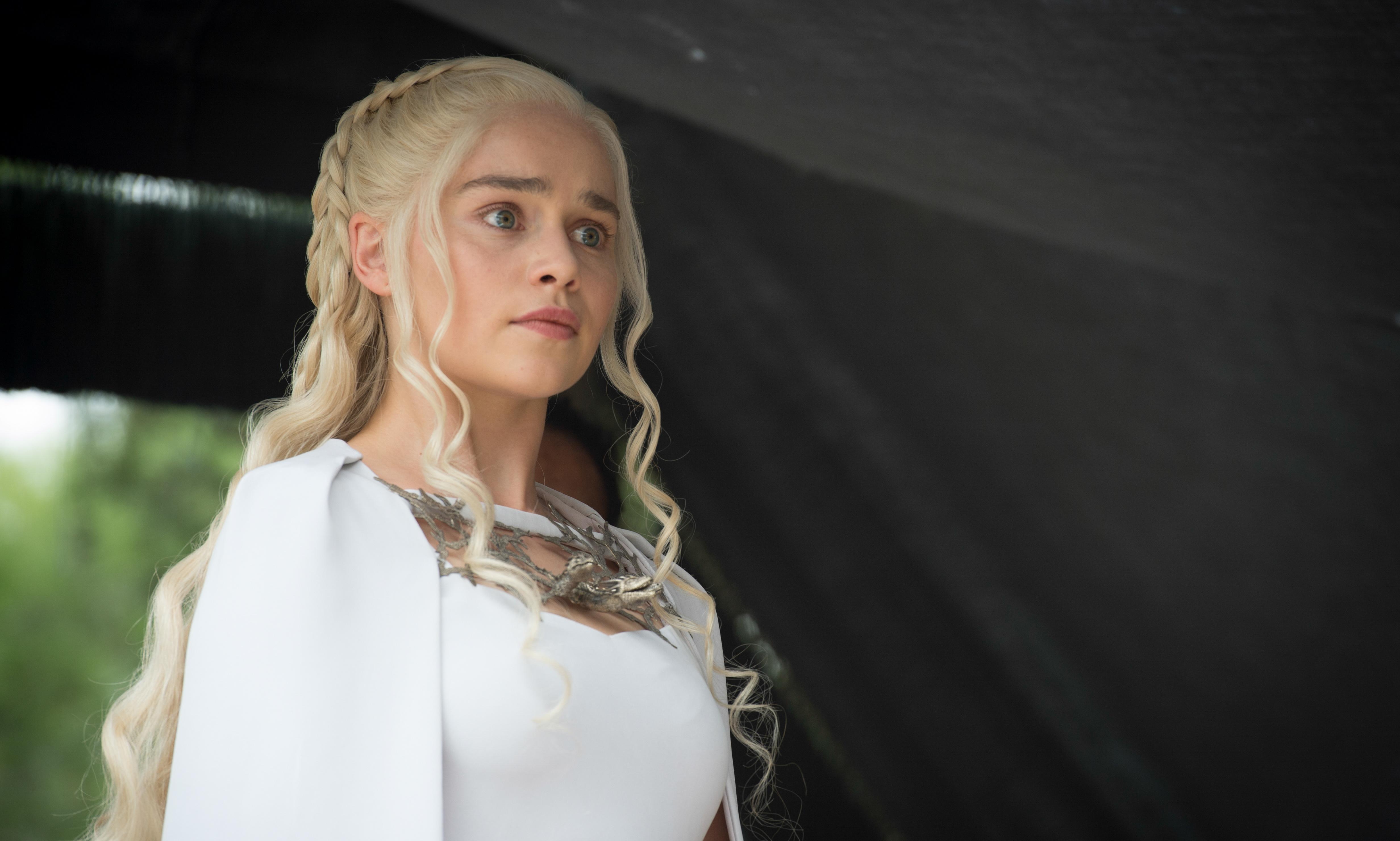 Emilia Clarke: Game of Thrones nude scenes were 'terrifying'