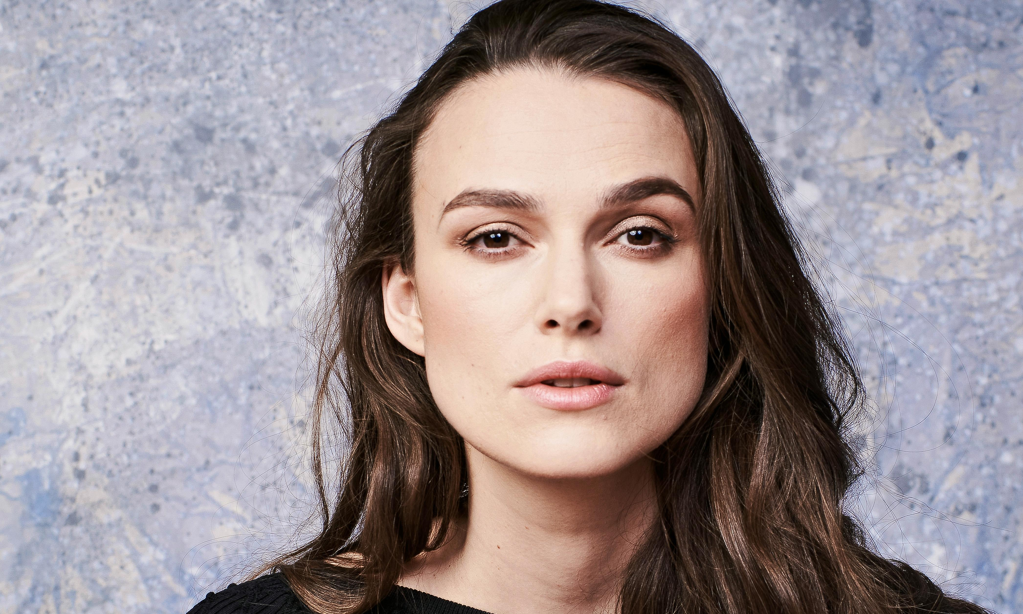 Keira Knightley: 'I can't act the flirt or mother to get my voice heard. It makes me feel sick'