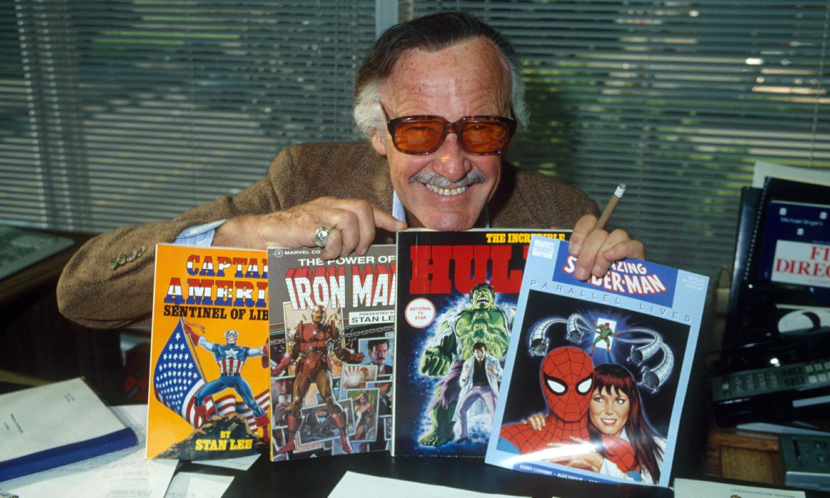 Stan Lee, the progressive genius: Michel Faber pays tribute to Marvel's mythmaker