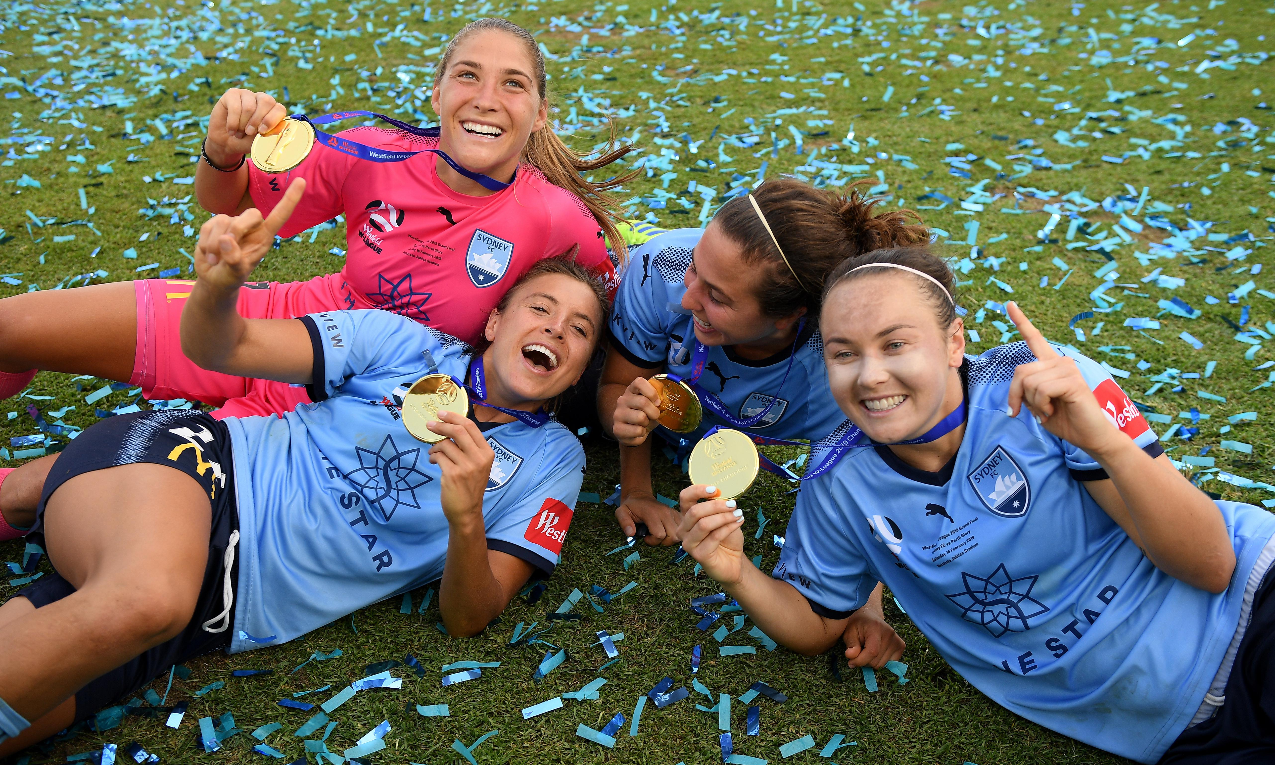 Maturing W-League points to further future improvements