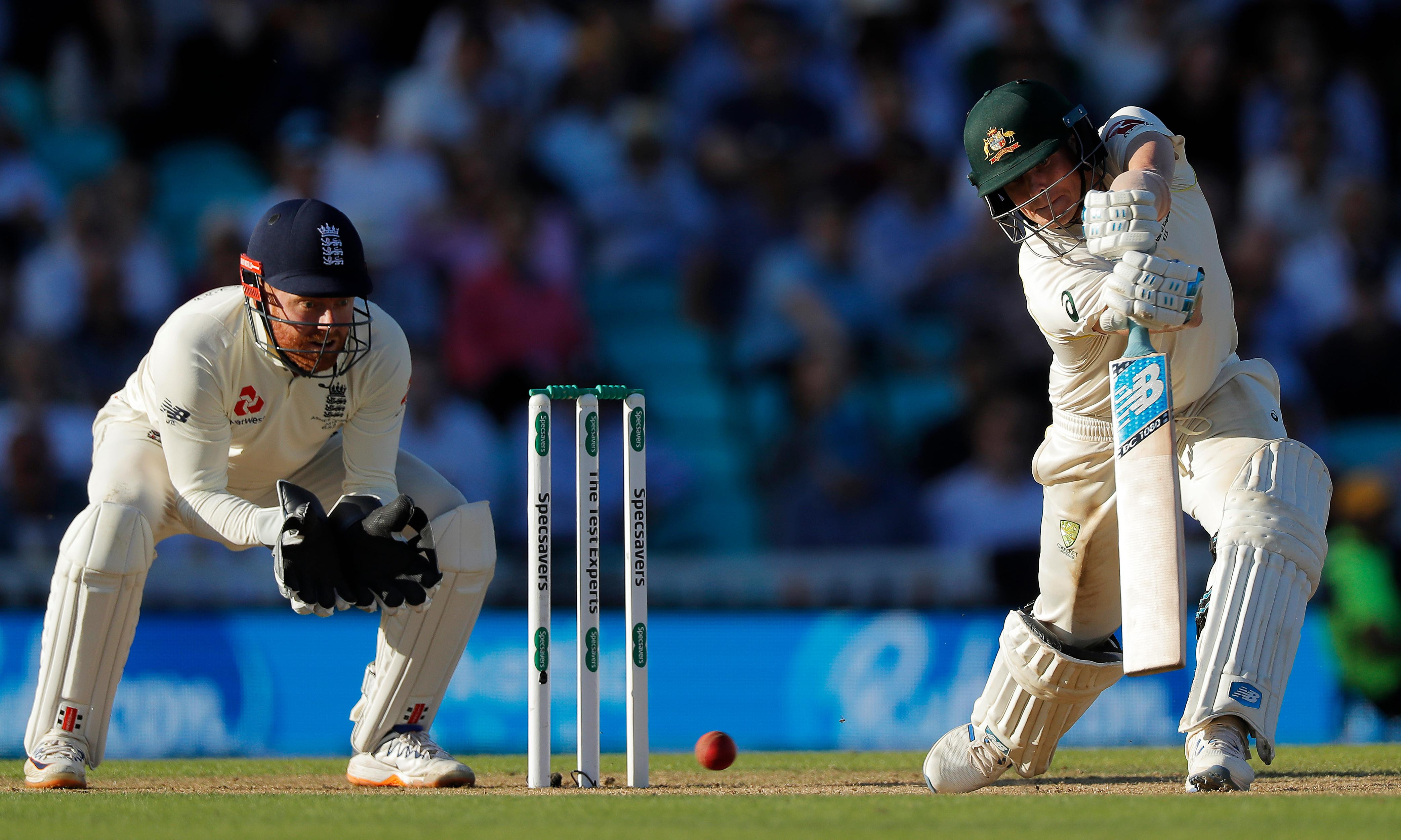 Steve Smith continues absurdly prolific run to change the mood again