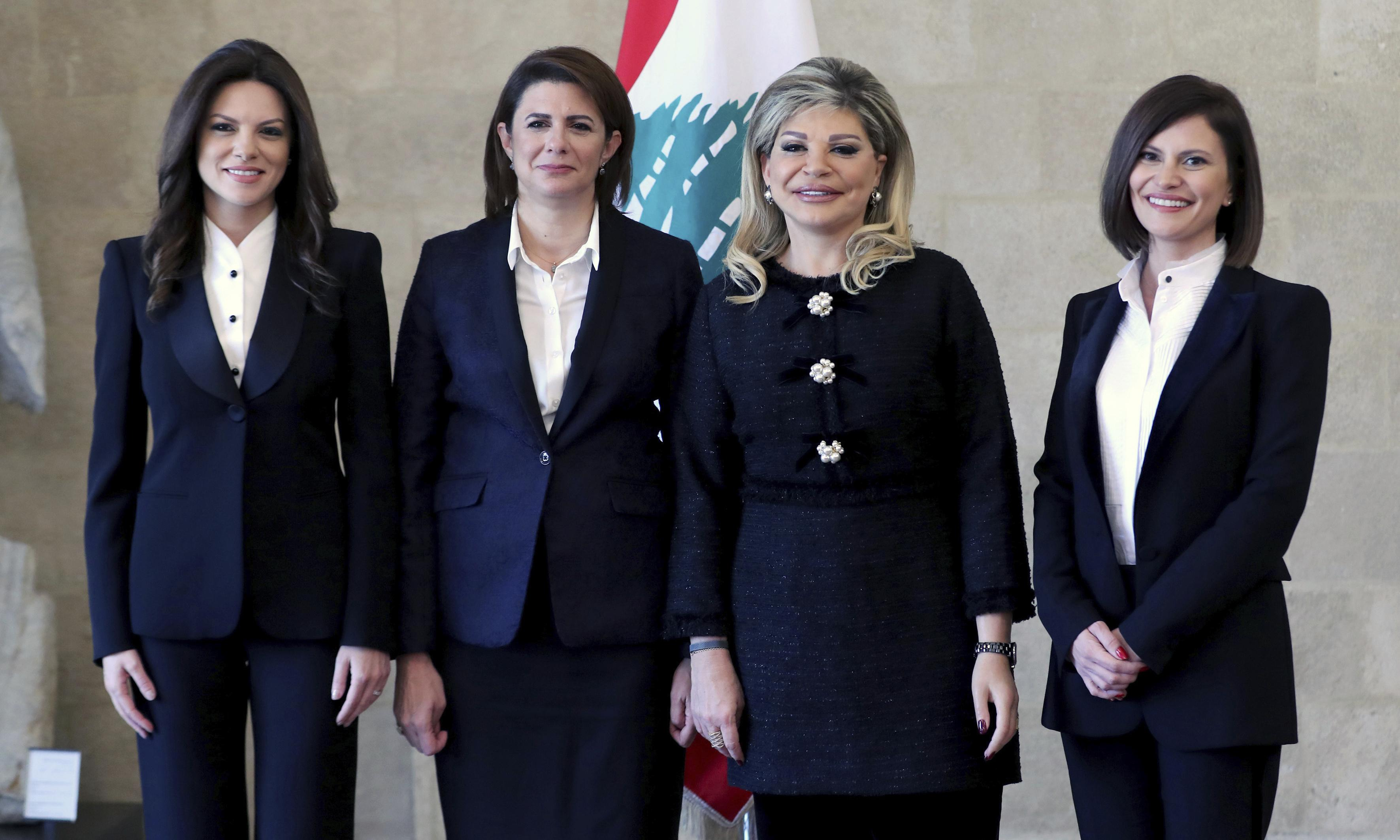 Arab world's first female interior minister hails 'point of pride for women'