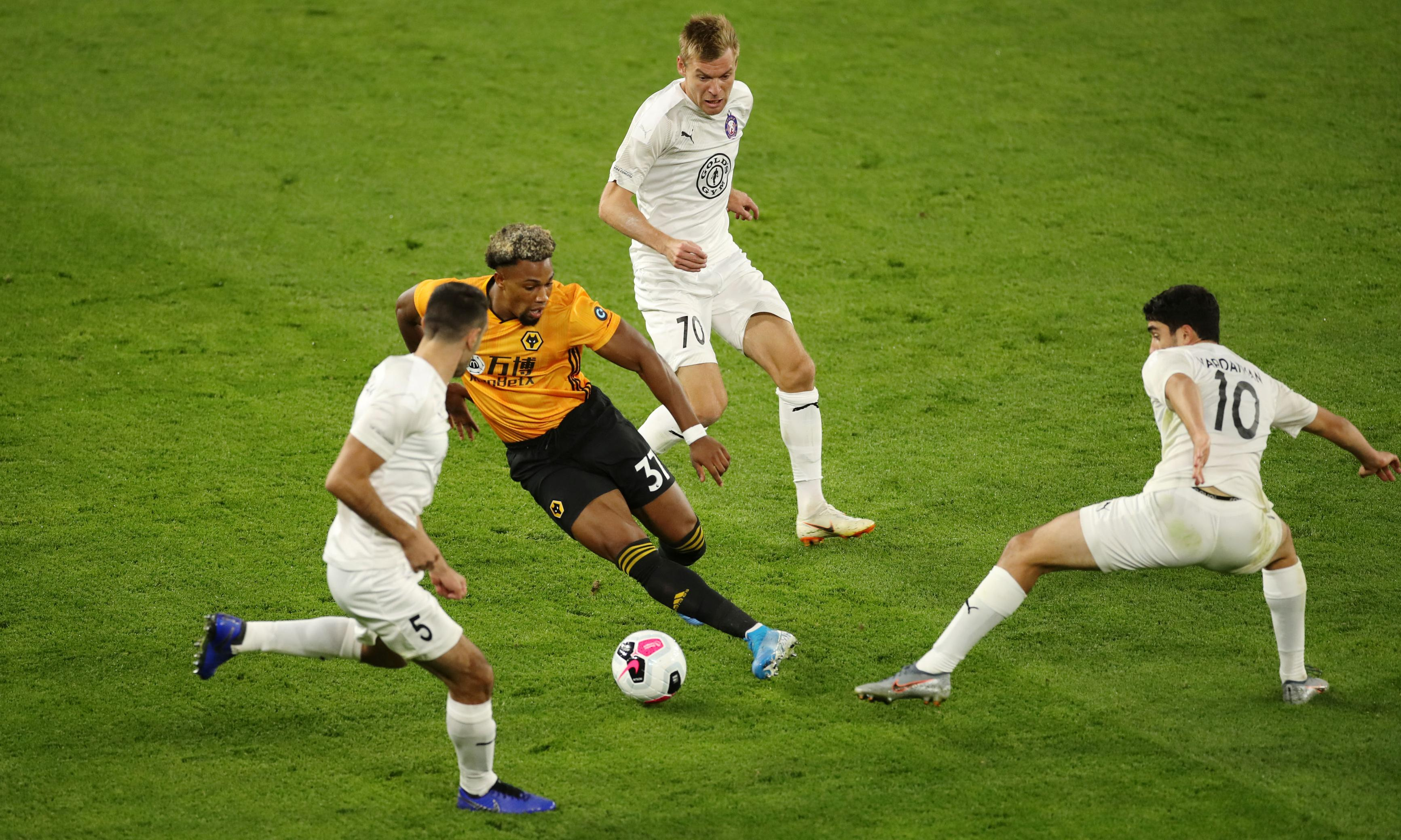 'We're building a player' – the transformation of Wolves' Adama Traoré