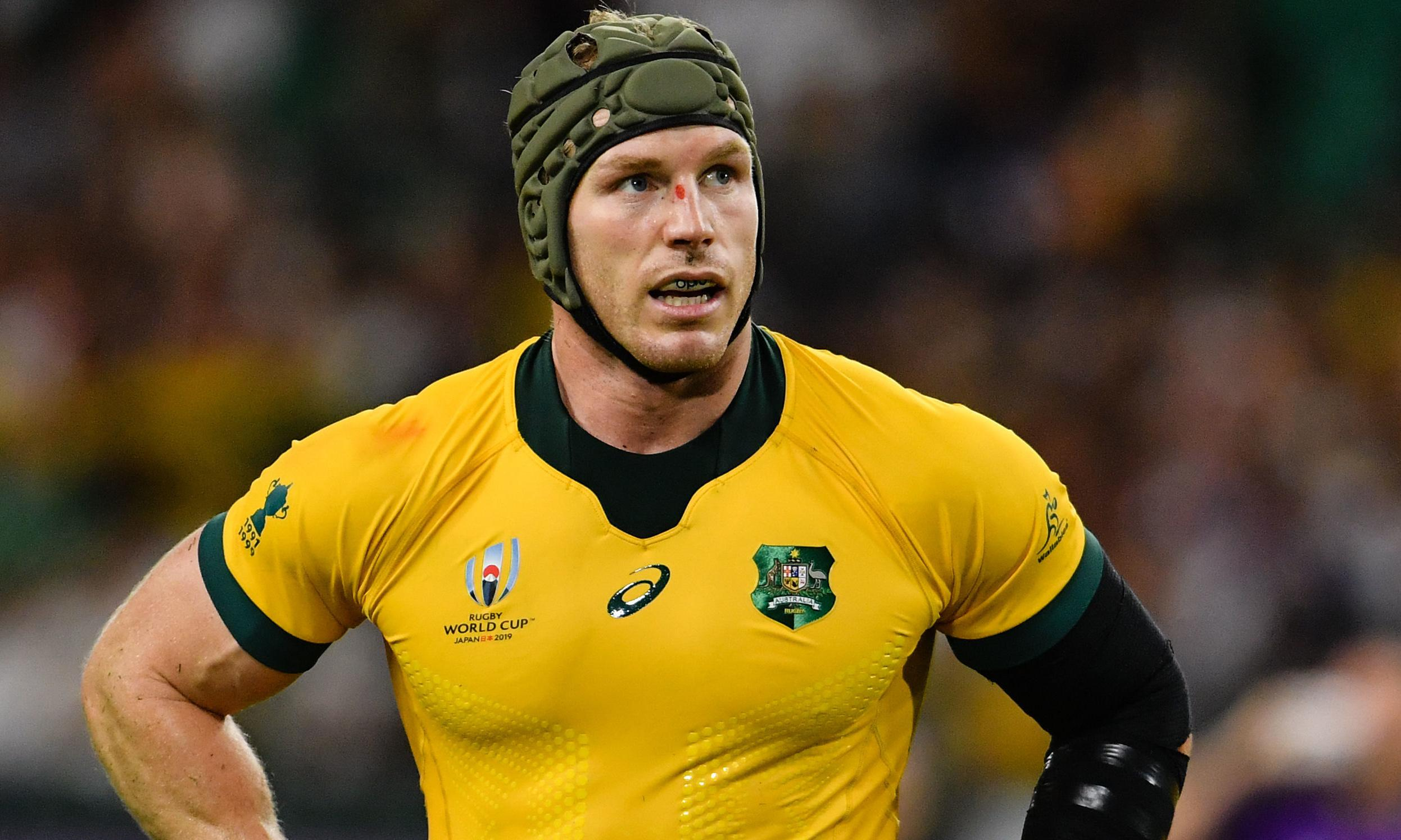 'I'm interested in a bunch of things': David Pocock moves on from Wallabies