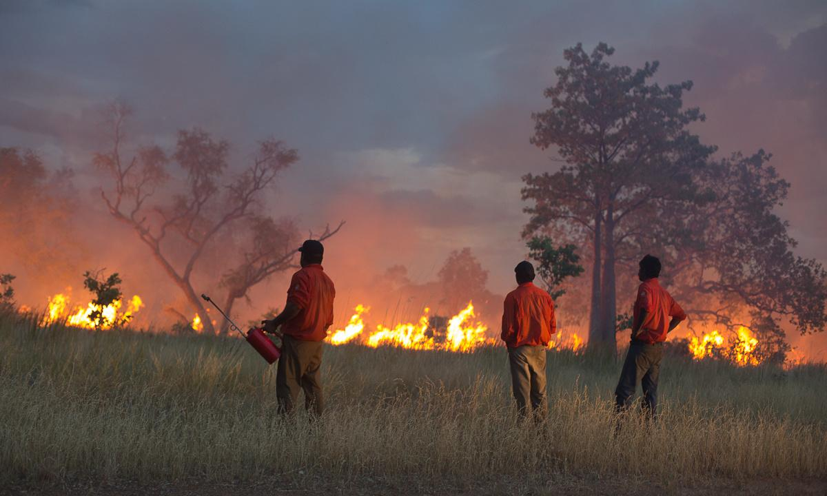 Right fire for right future: how cultural burning can protect Australia from catastrophic blazes
