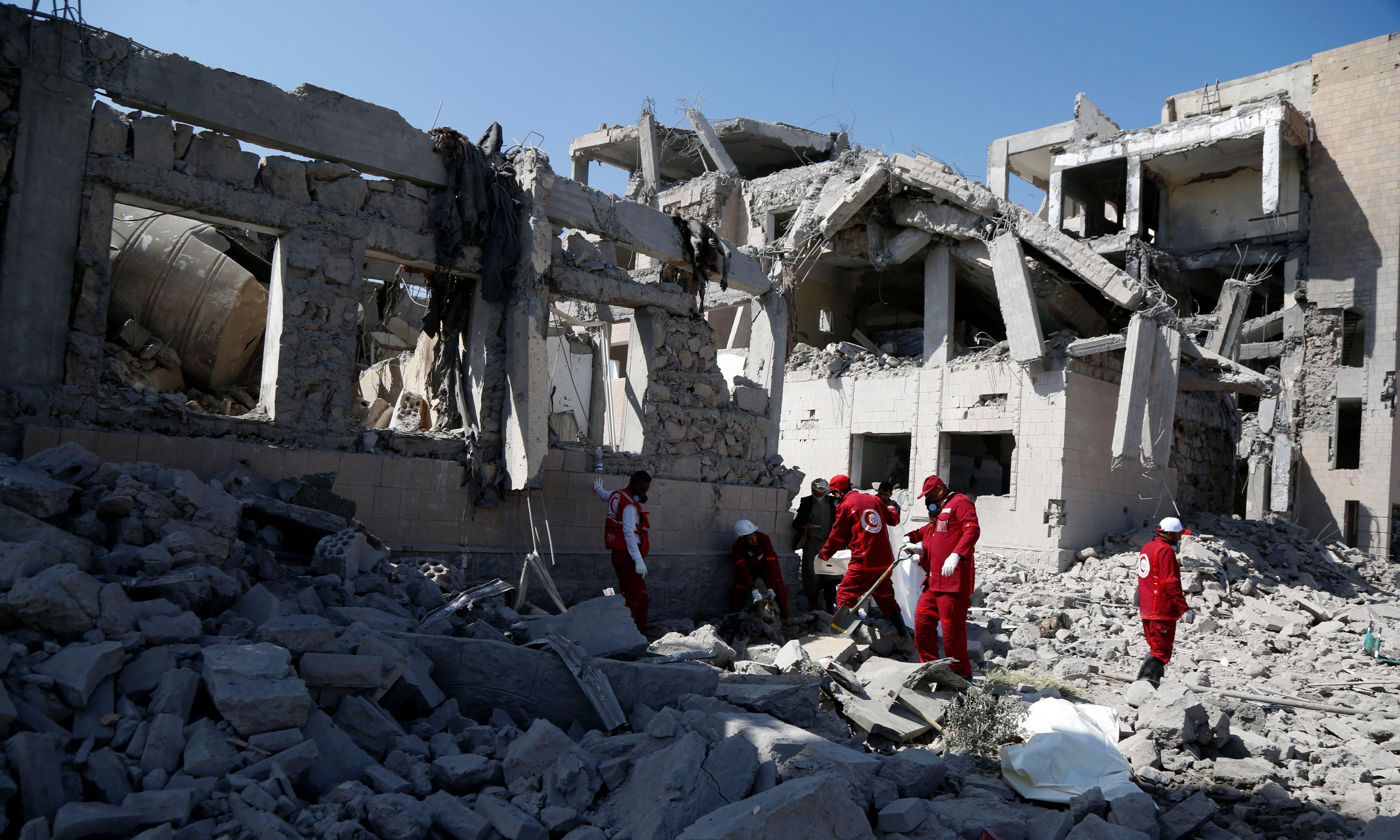 UK, US and France may be complicit in Yemen war crimes – UN report