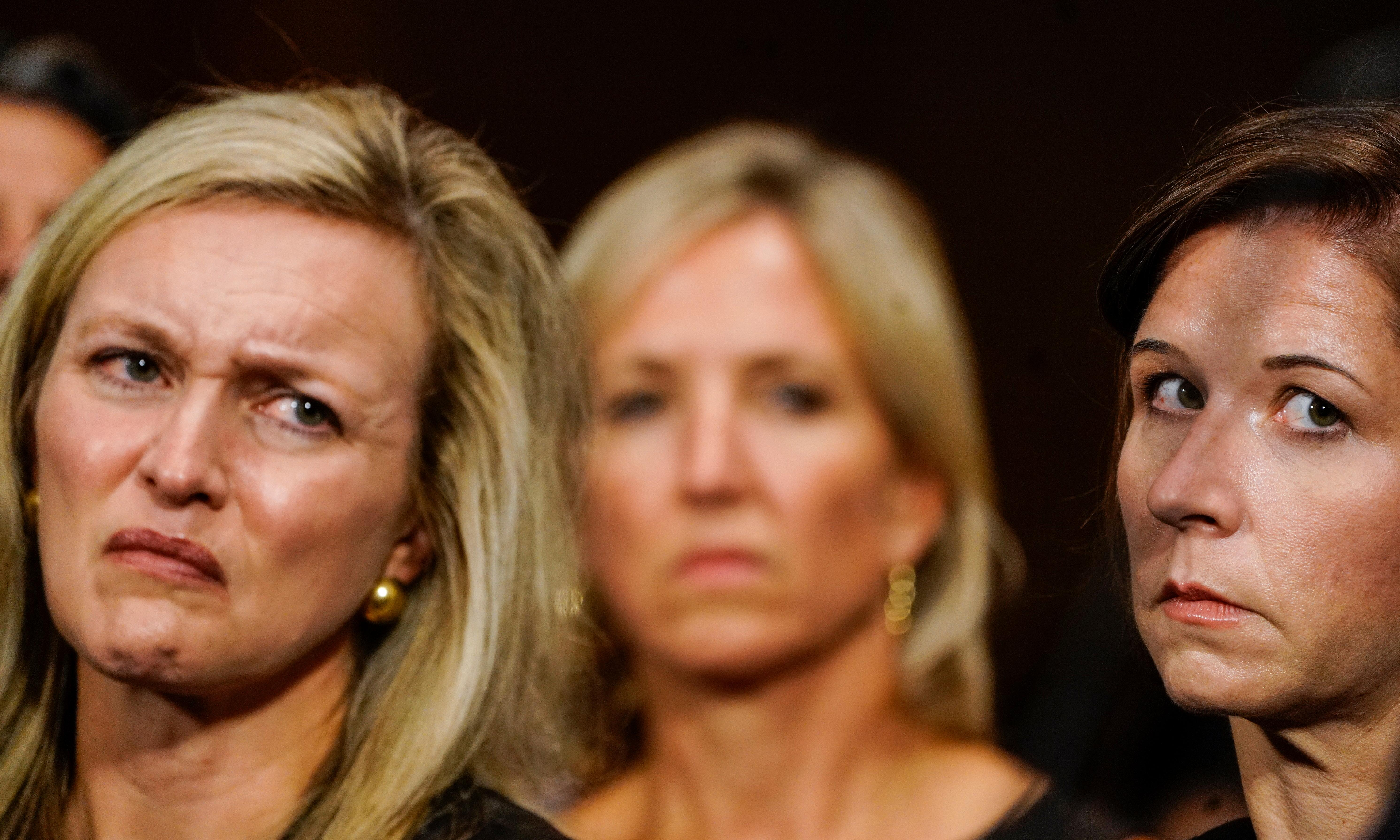 Women aren't a monolith – and the white women supporting Kavanaugh prove it