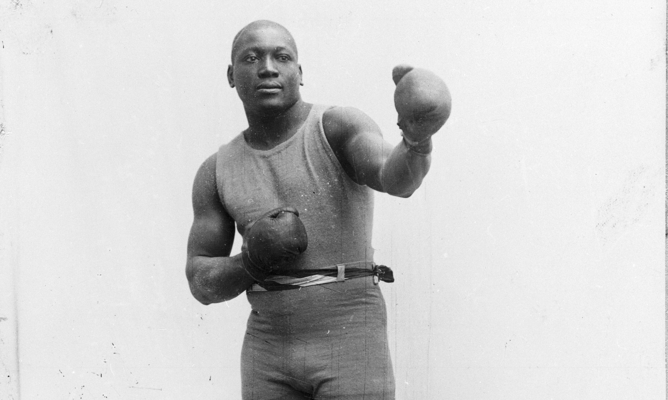 If Trump pardons Jack Johnson it won't be for his contribution to black America