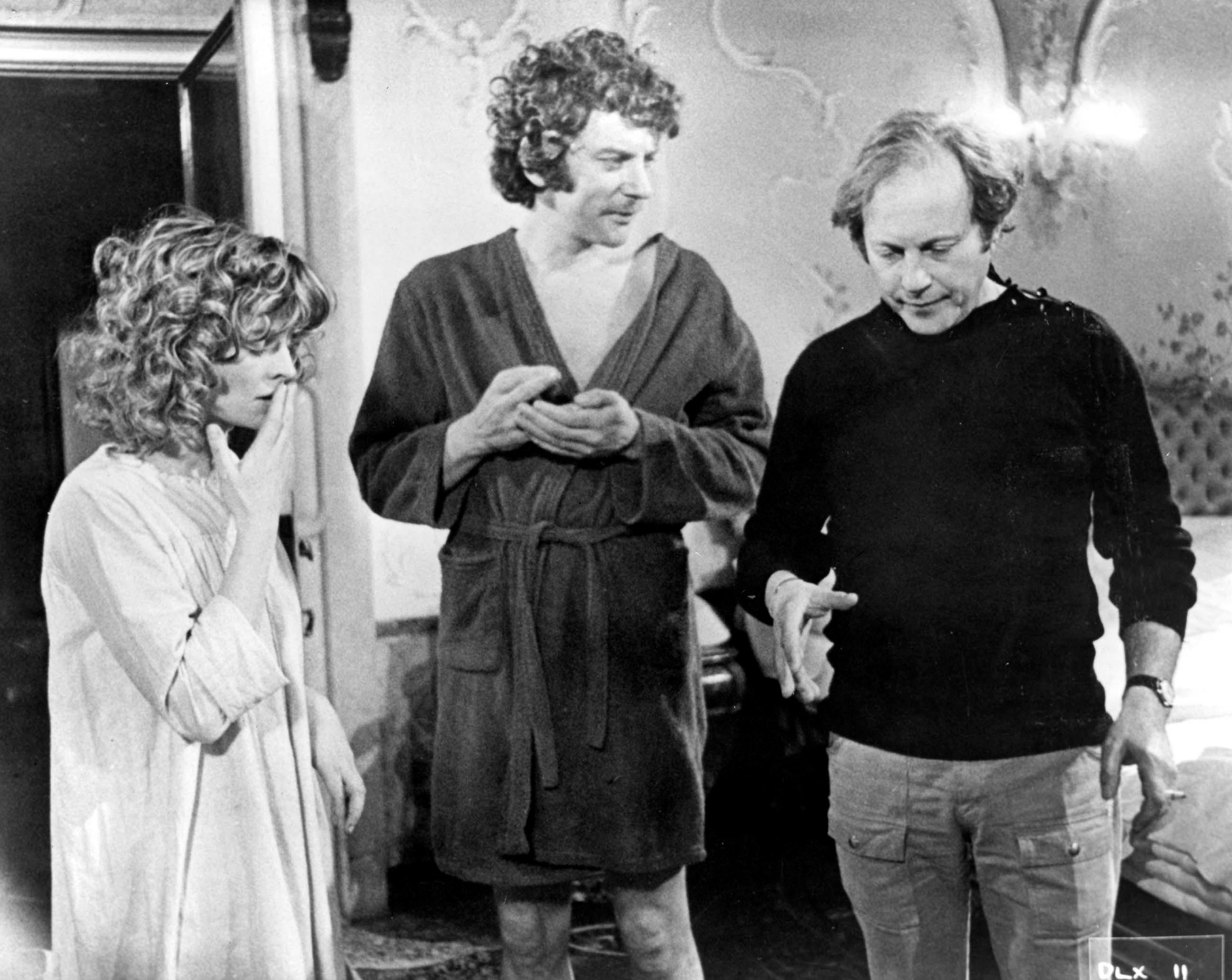 Nicolas Roeg remembered by Donald Sutherland