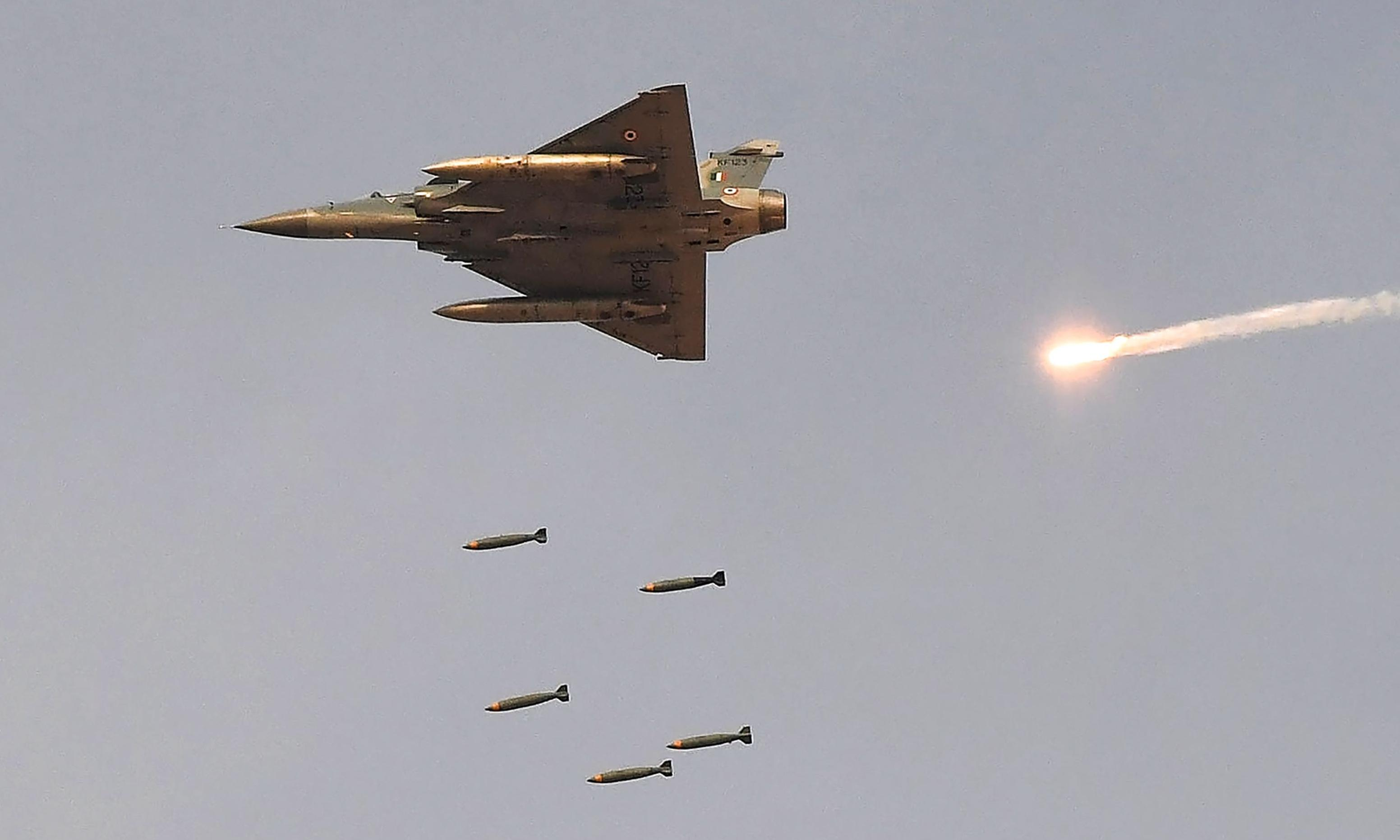 'Get ready for our surprise': Pakistan warns India it will respond to airstrikes