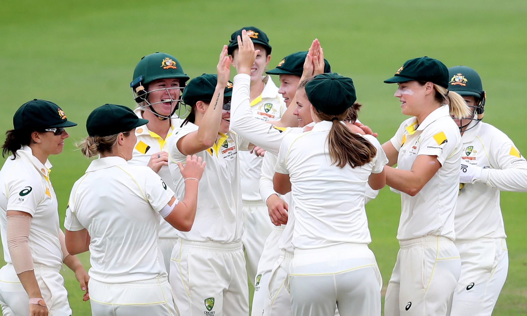 'No let up': unfinished business for Australia despite retaining Women's Ashes