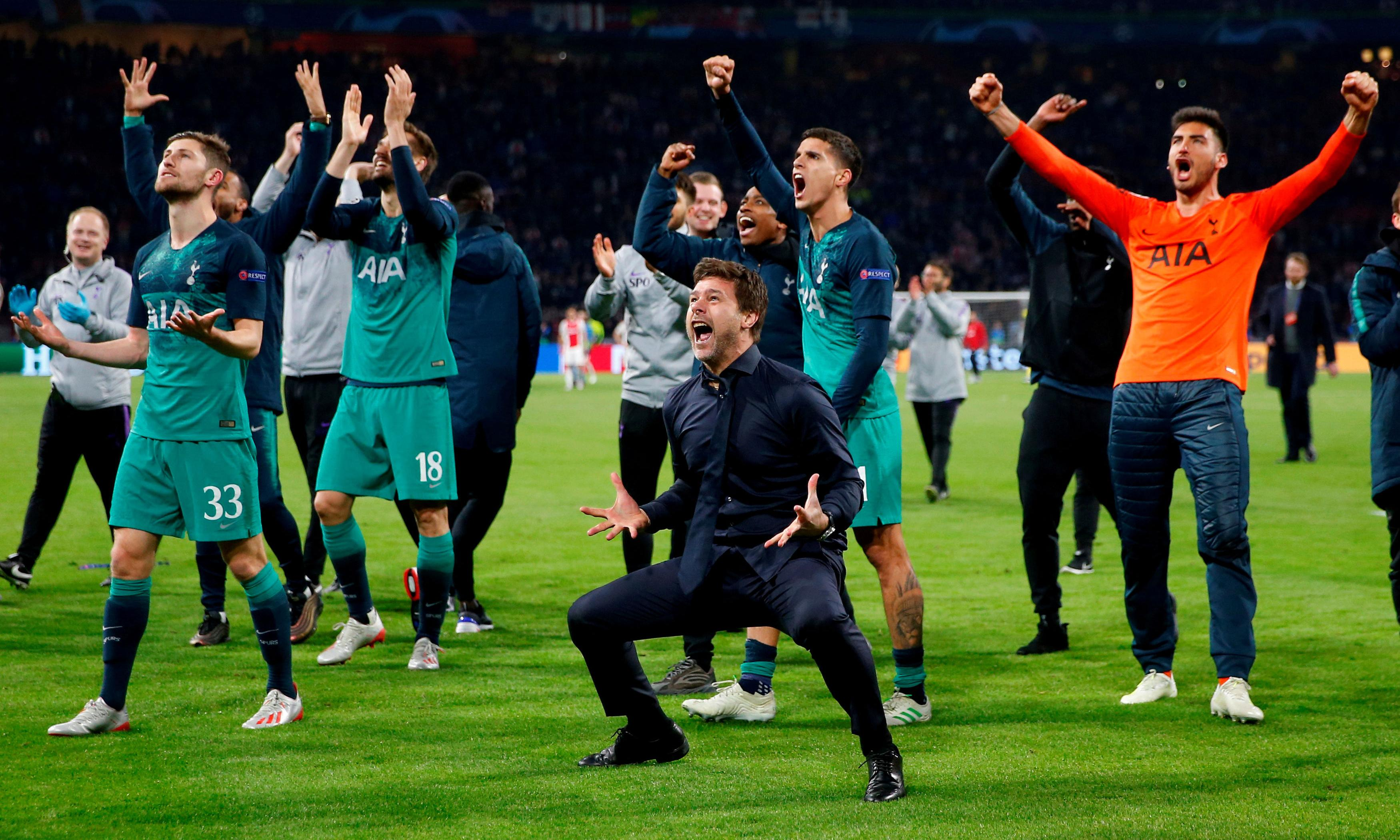 'The players got him the sack' … football reacts to Pochettino's Spurs dismissal