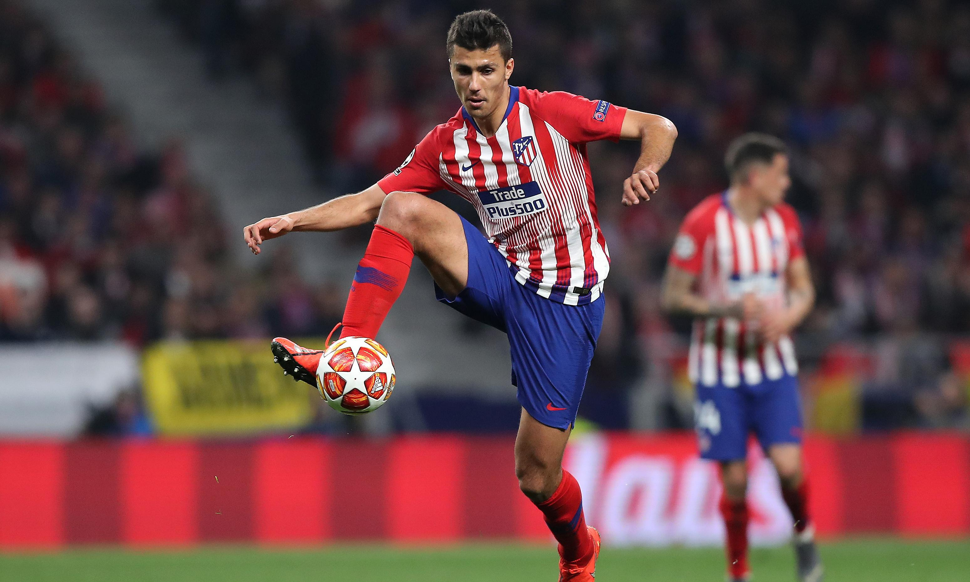 Manchester City ready to pay €70m release clause for Atlético Madrid's Rodri
