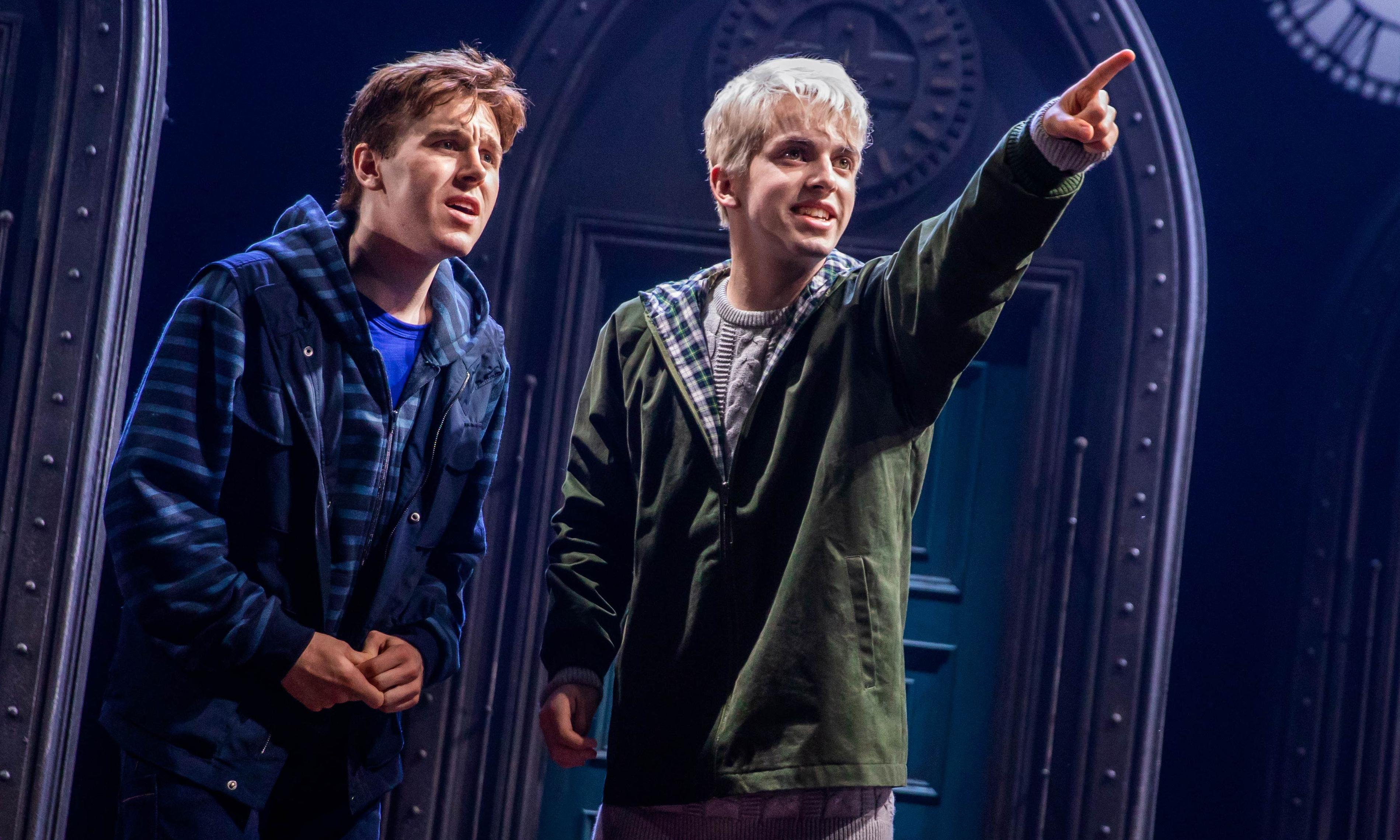 The Cursed Child in Australia: it's Harry Potter for people who never really liked him