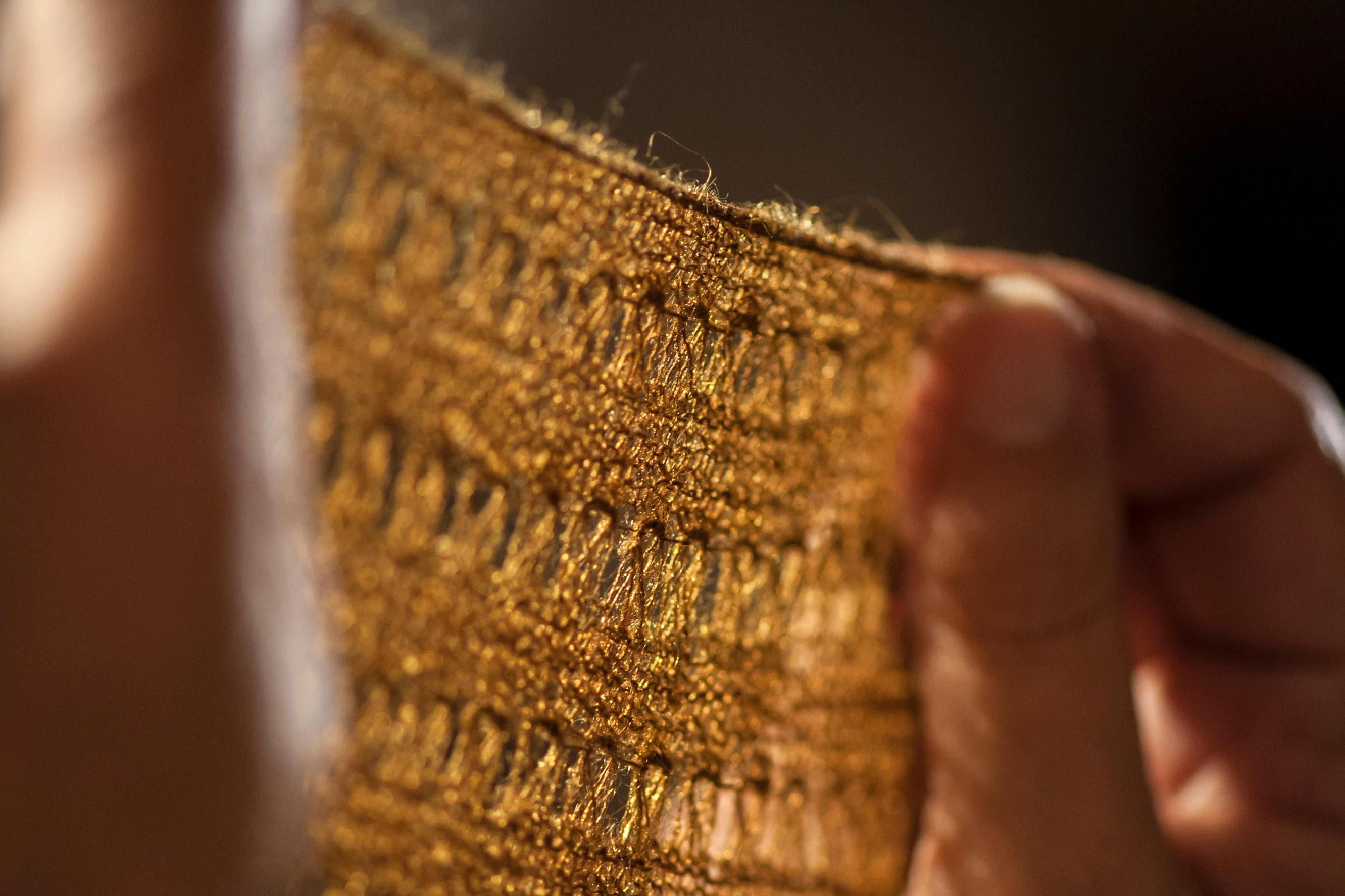 Sea silk: the world's most exclusive textile is being auctioned this week