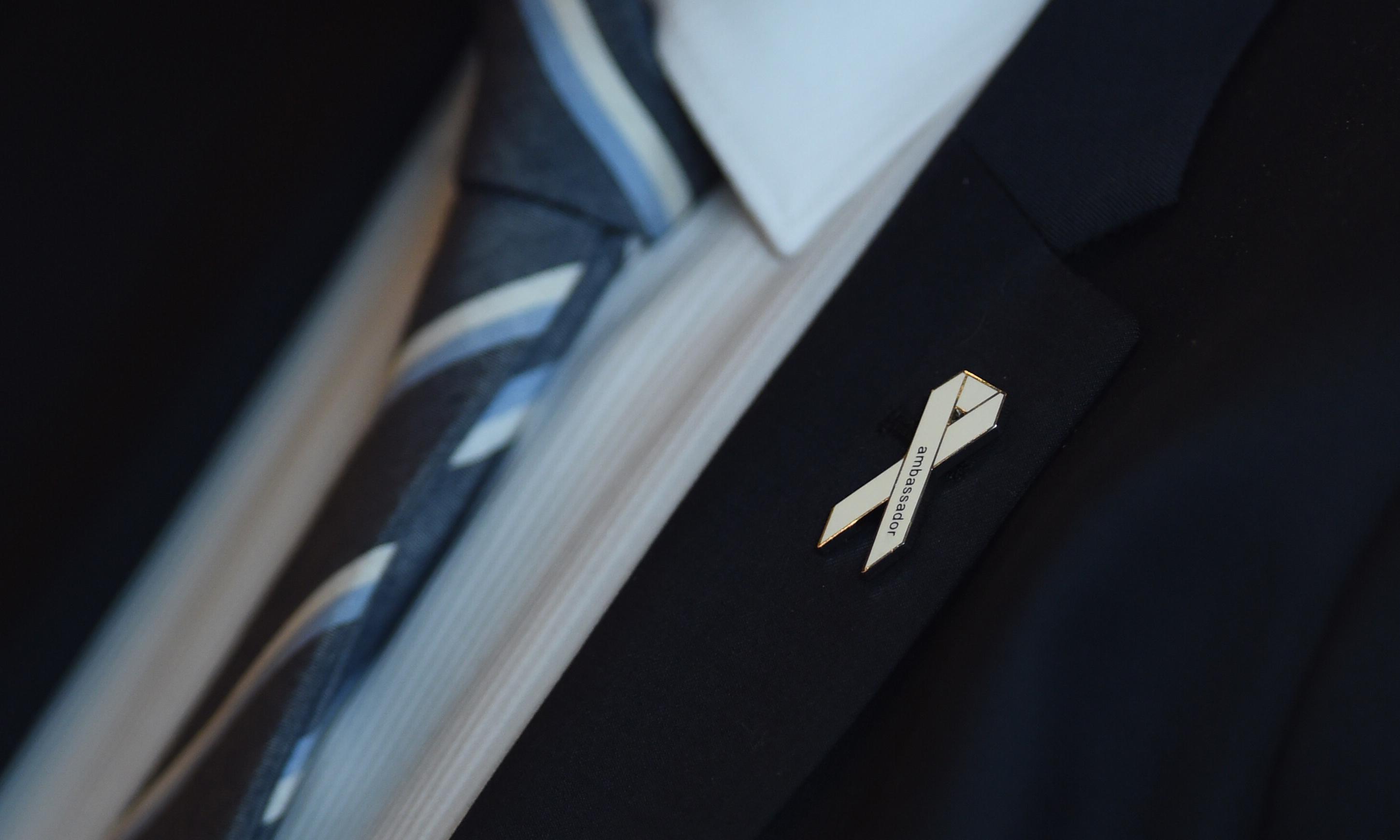 Anti-domestic violence charity White Ribbon Australia shuts down