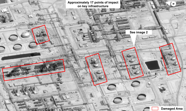 Saudi Arabia oil attack: Trump hints at action as US points finger at Iran