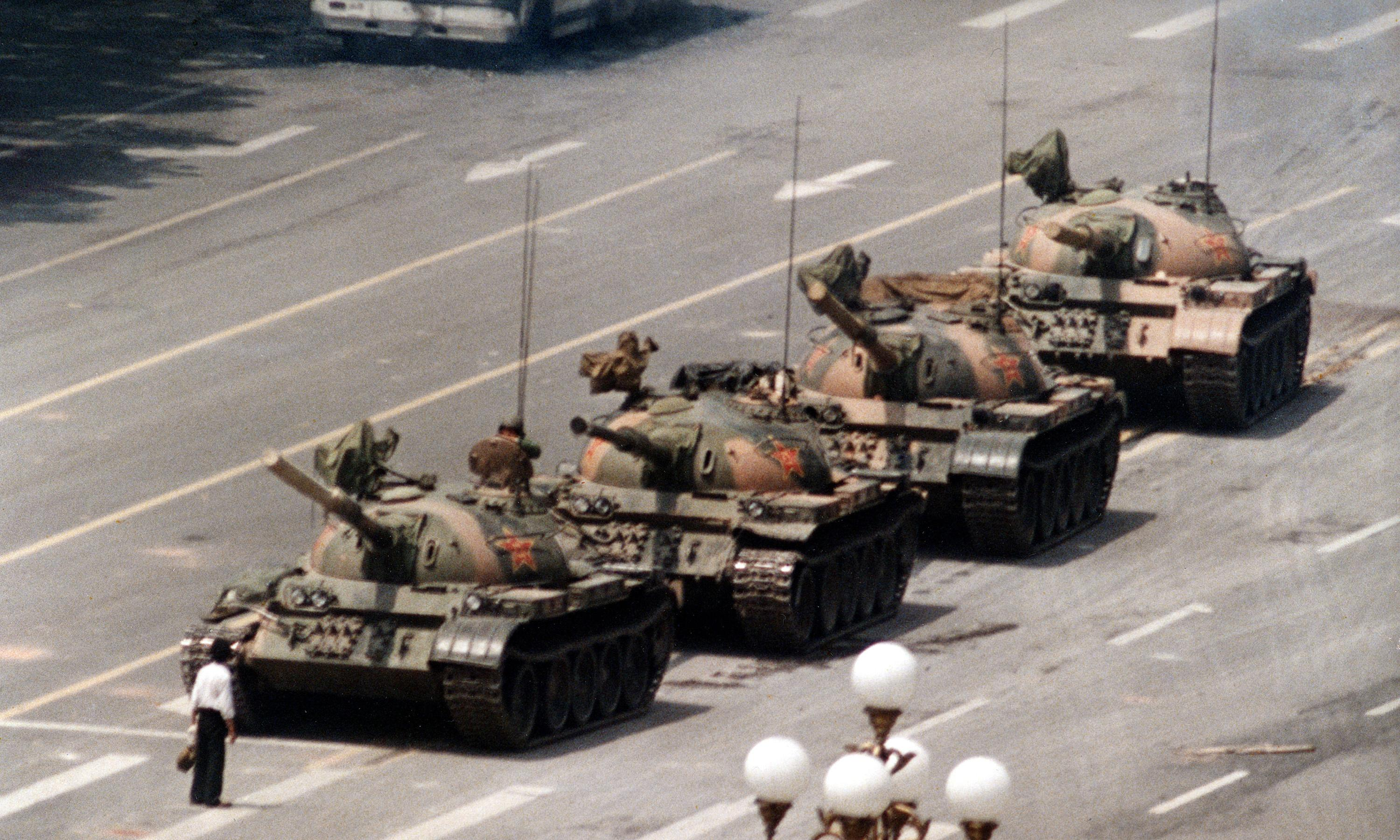 China wants us to forget the horrors of Tiananmen as it rewrites its history