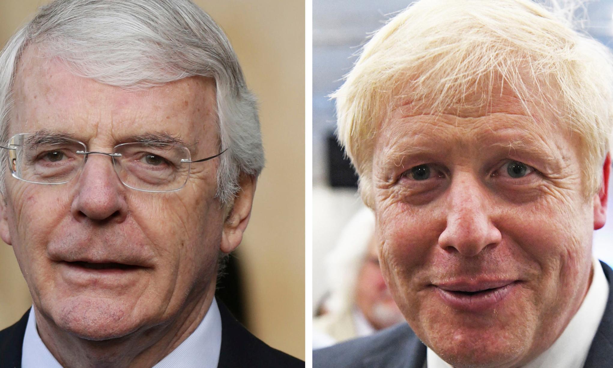 John Major takes aim at Dominic Cummings for 'poisoning' politics