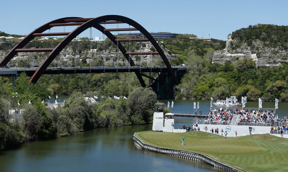 Golf heads back to Austin in March.