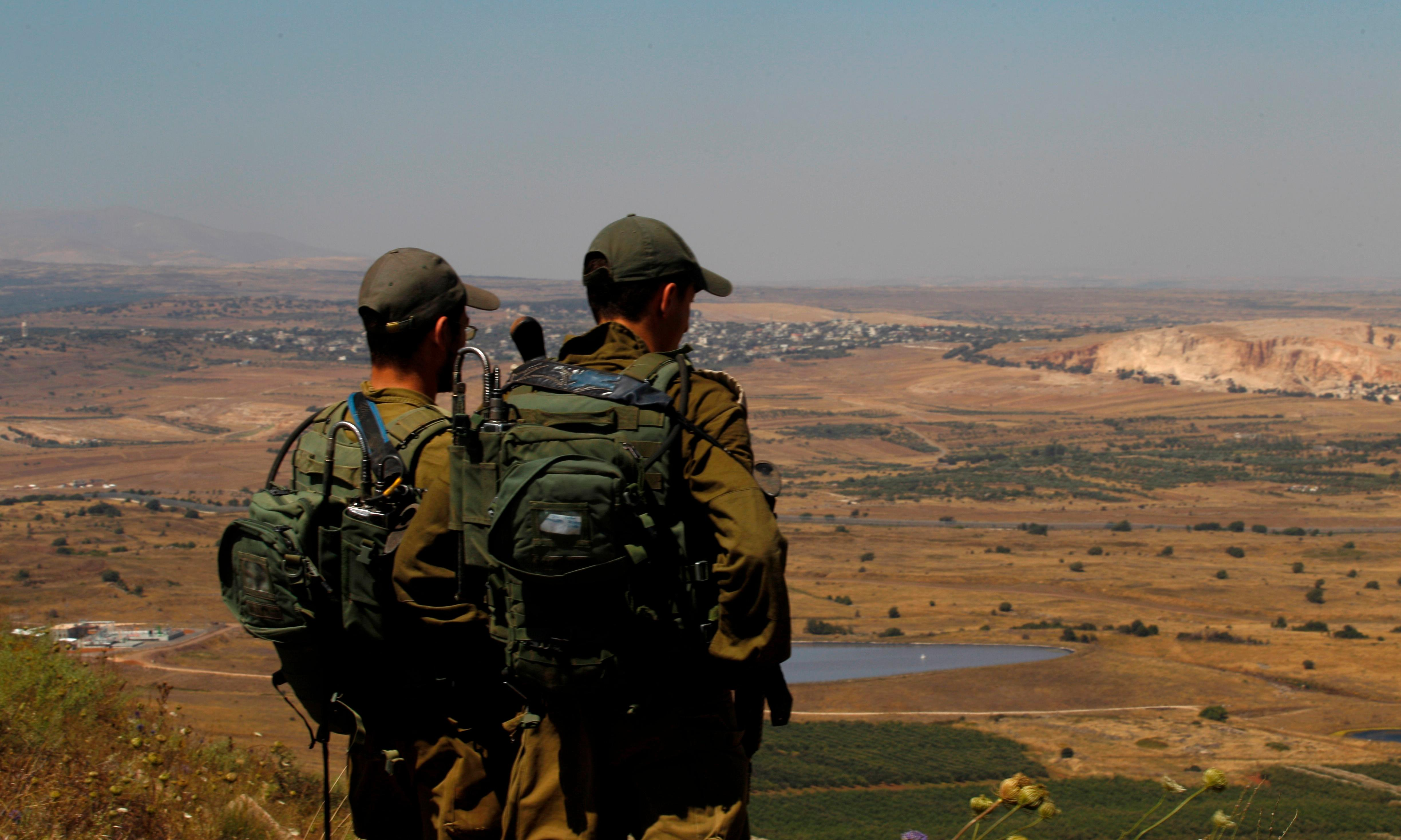 Trump provokes global anger by recognising Israel's claim to Golan Heights
