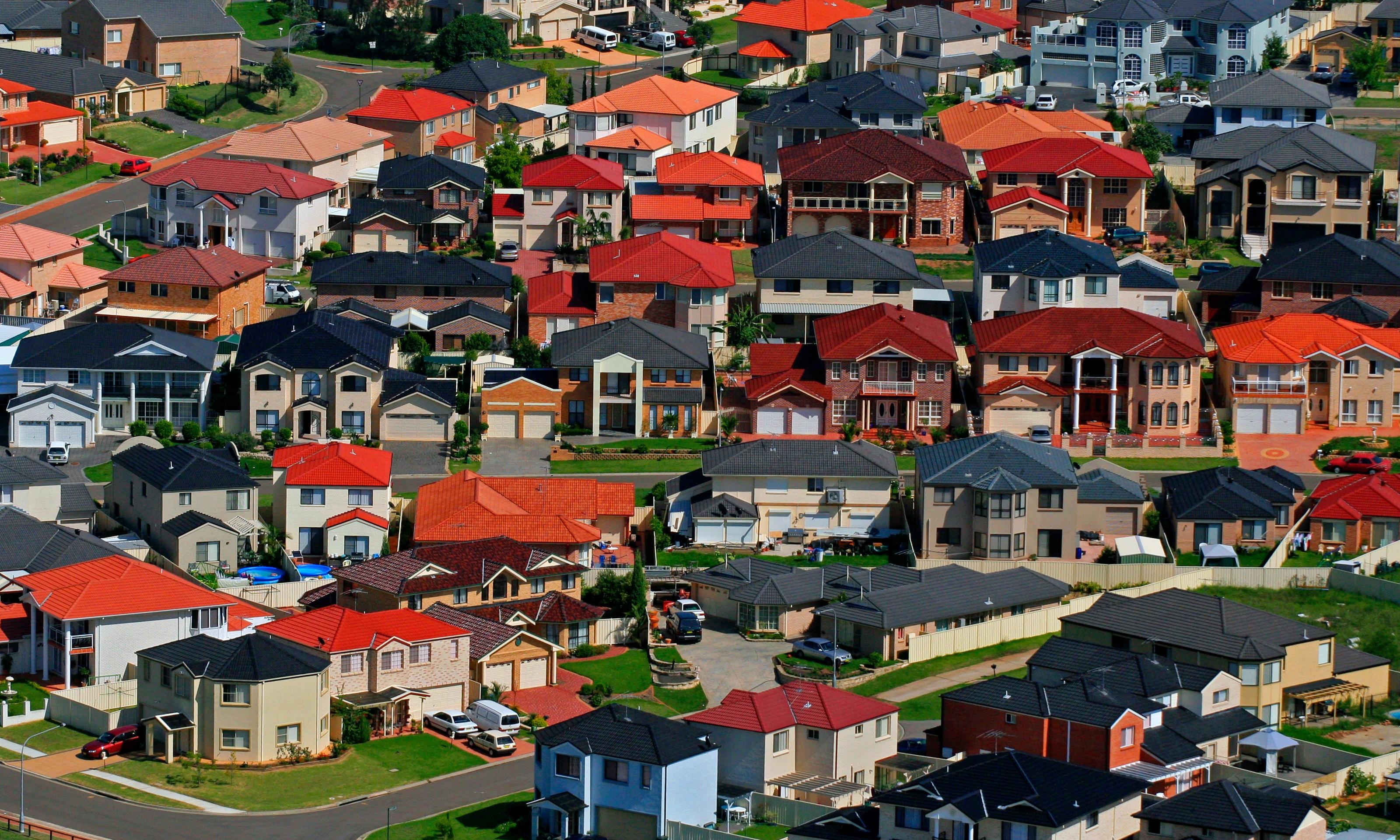 Australian house prices down in every capital city except Adelaide and Hobart