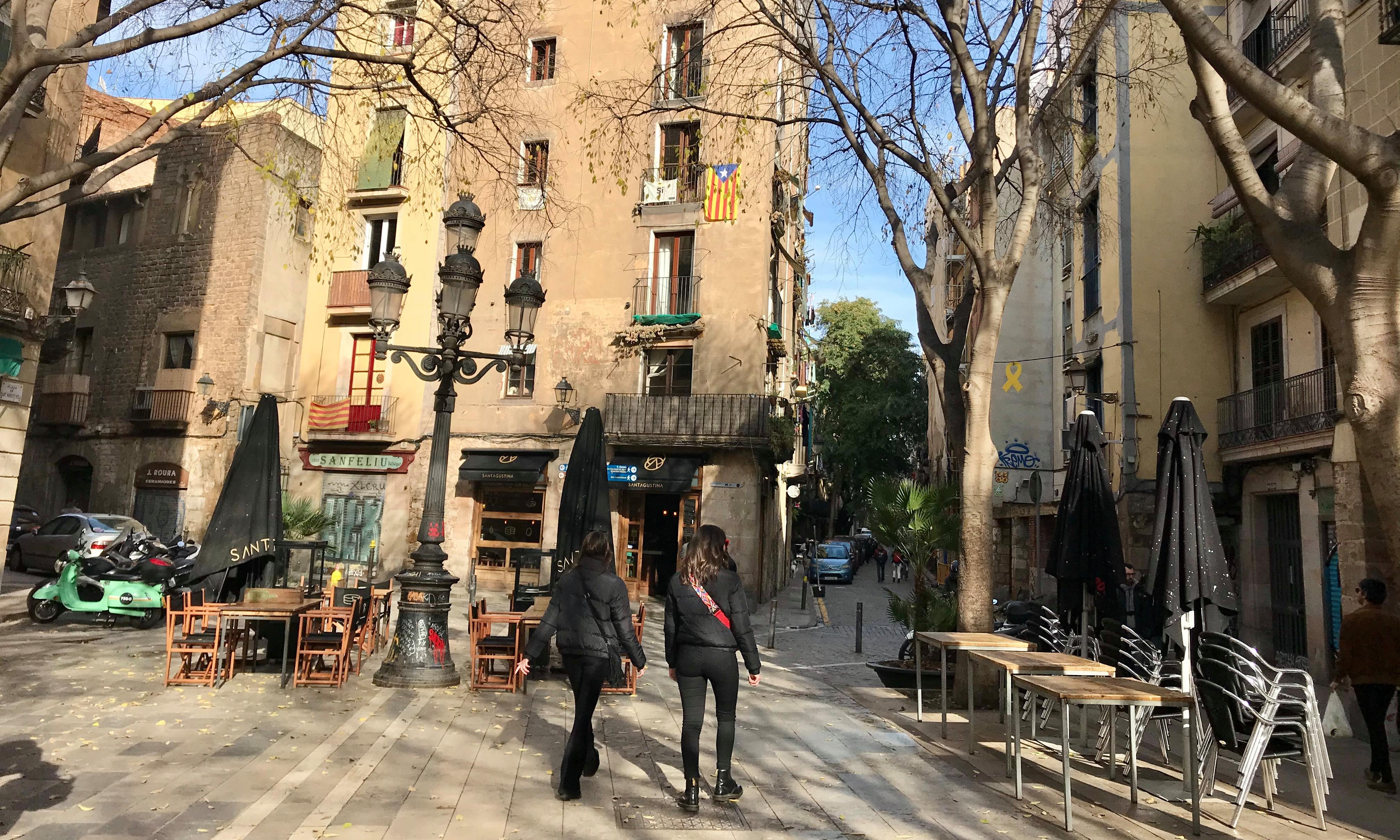 Soaring rents and noisy parties: how Airbnb is forcing out Barcelona locals