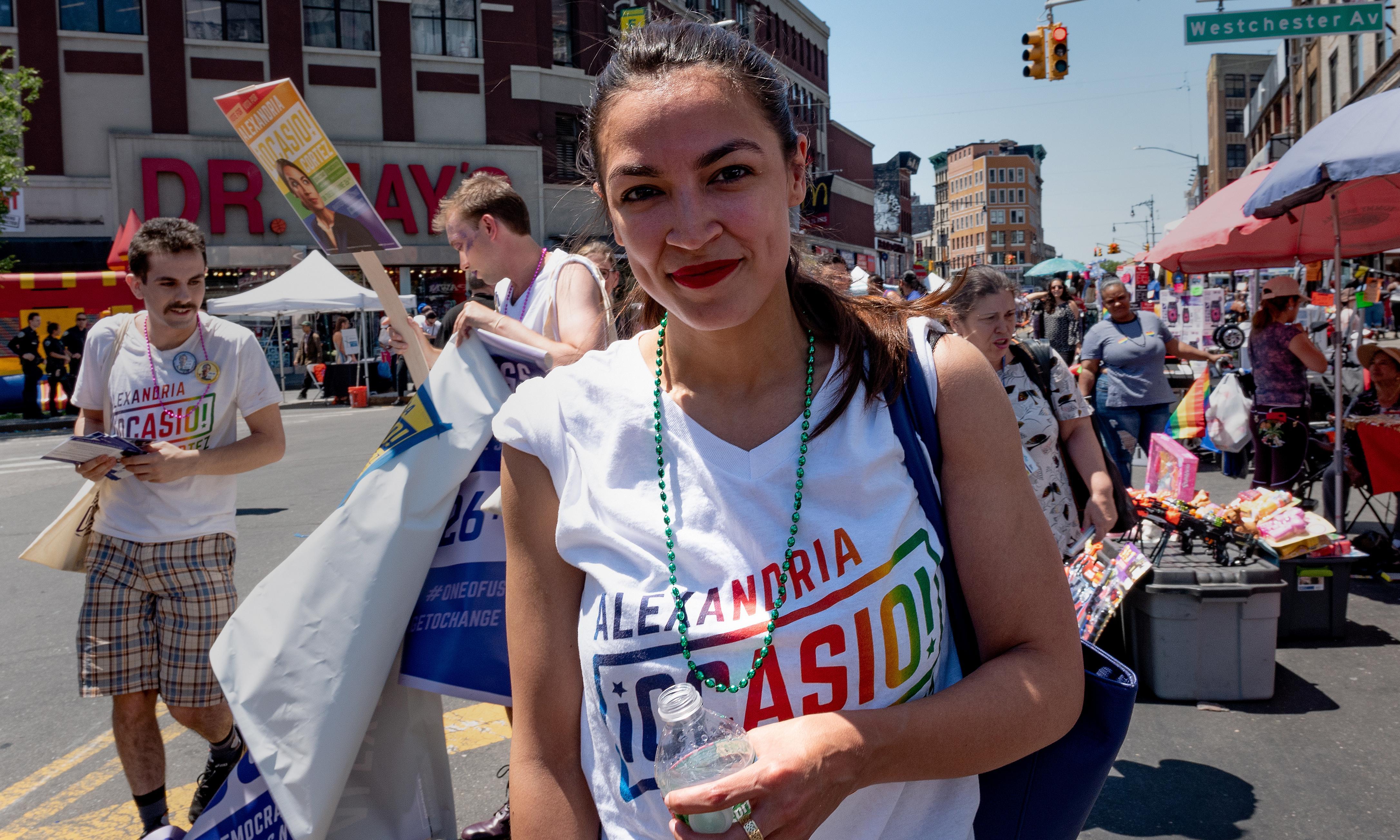 Four restaurants in the Bronx feel the Alexandria Ocasio-Cortez effect