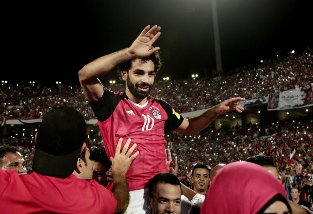 Can Mohamed Salah take Egypt to even greater heights at Russia 2018?