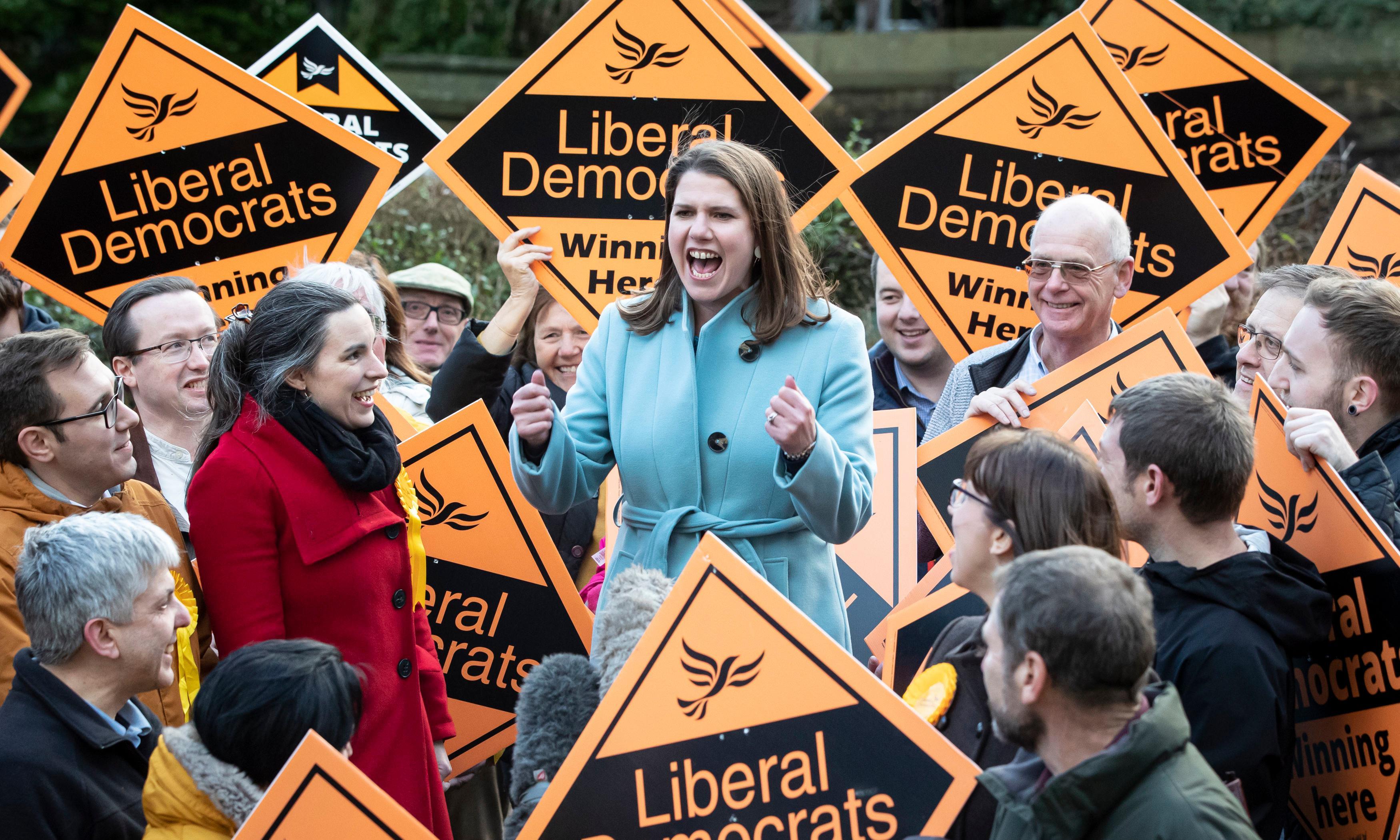 Jo Swinson: PM's 'dog-whistle' tactics putting EU citizens at risk