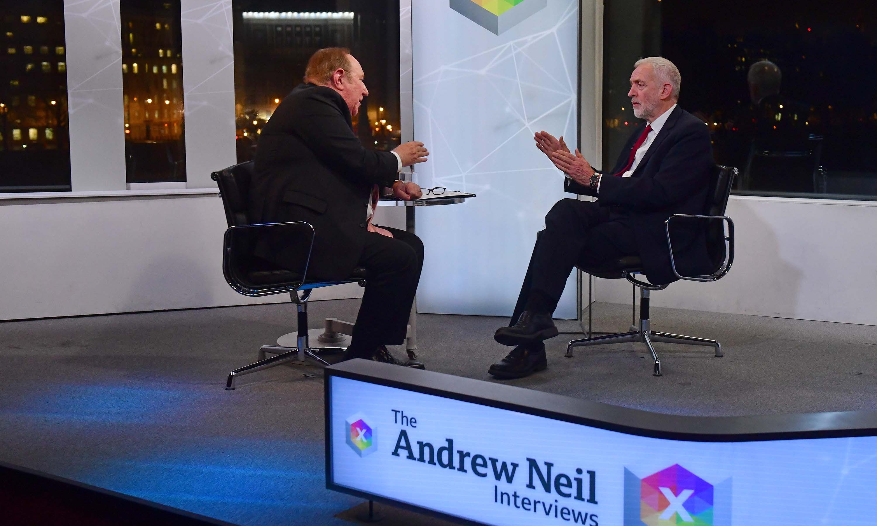Conservatives dismiss Andrew Neil's demands for Johnson interview