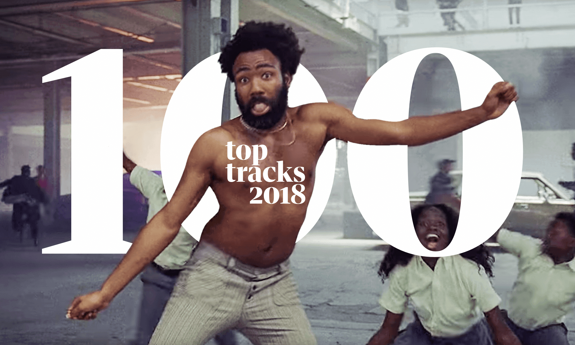 The top 100 songs of 2018