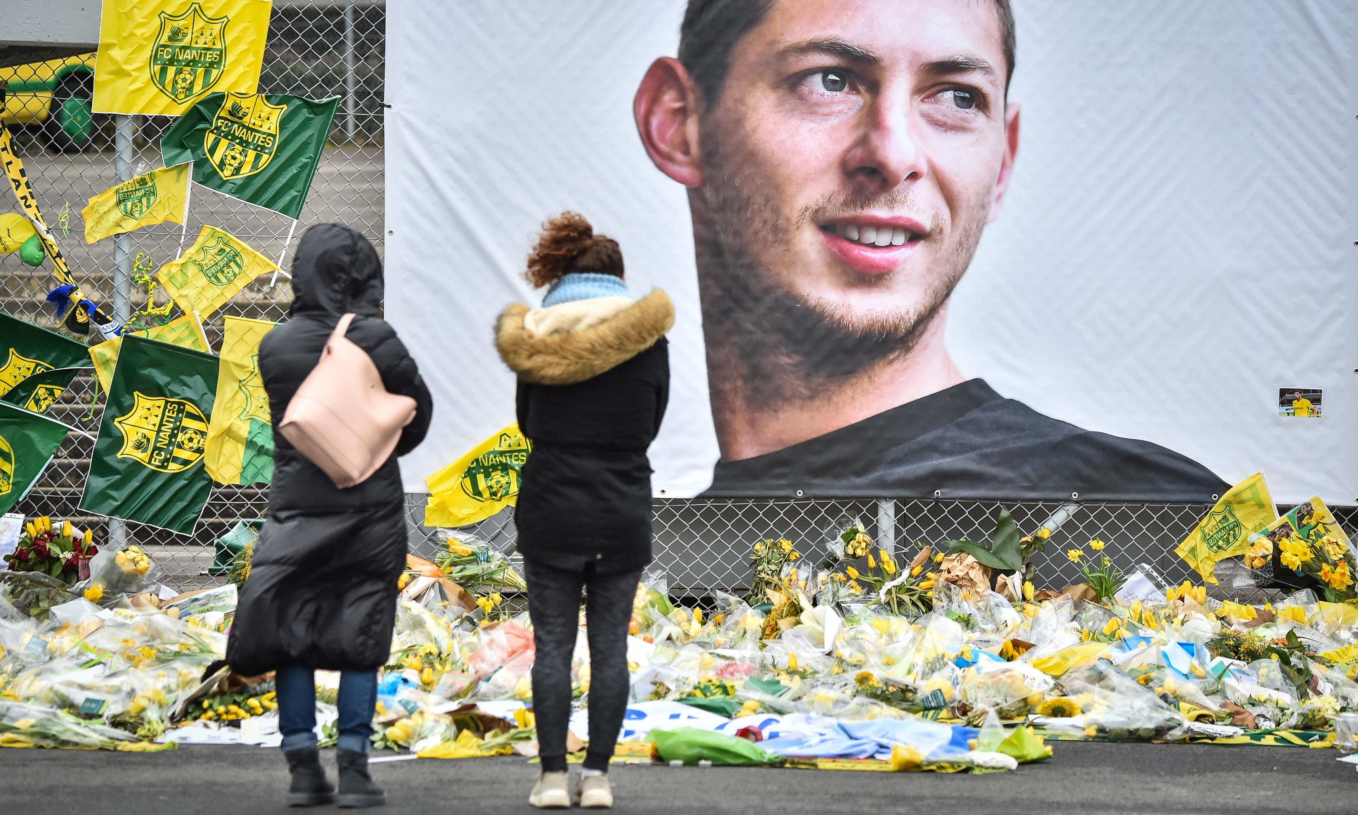 Two to appear in court over Emiliano Sala mortuary photograph