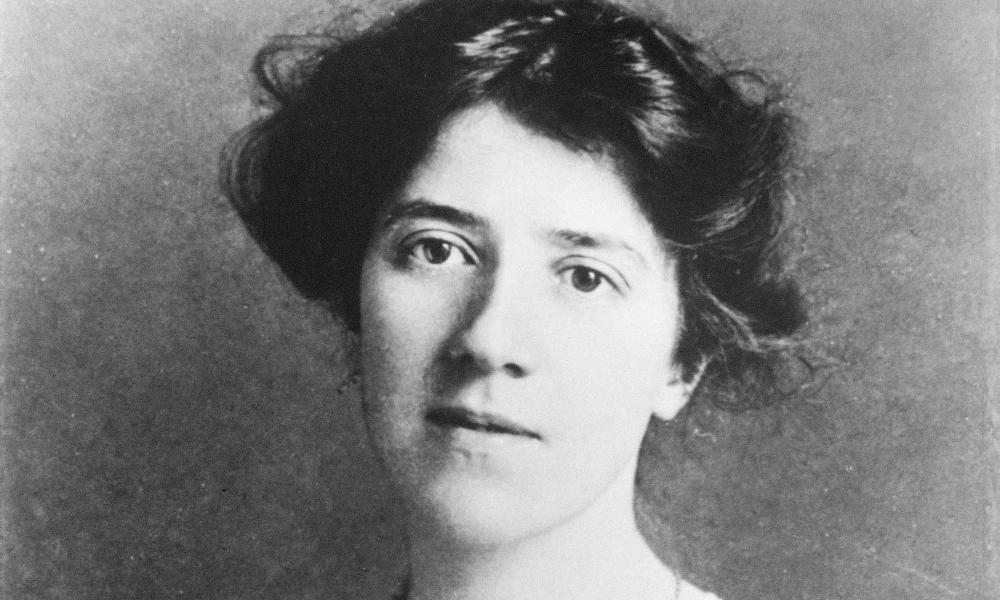 Marie Stopes.