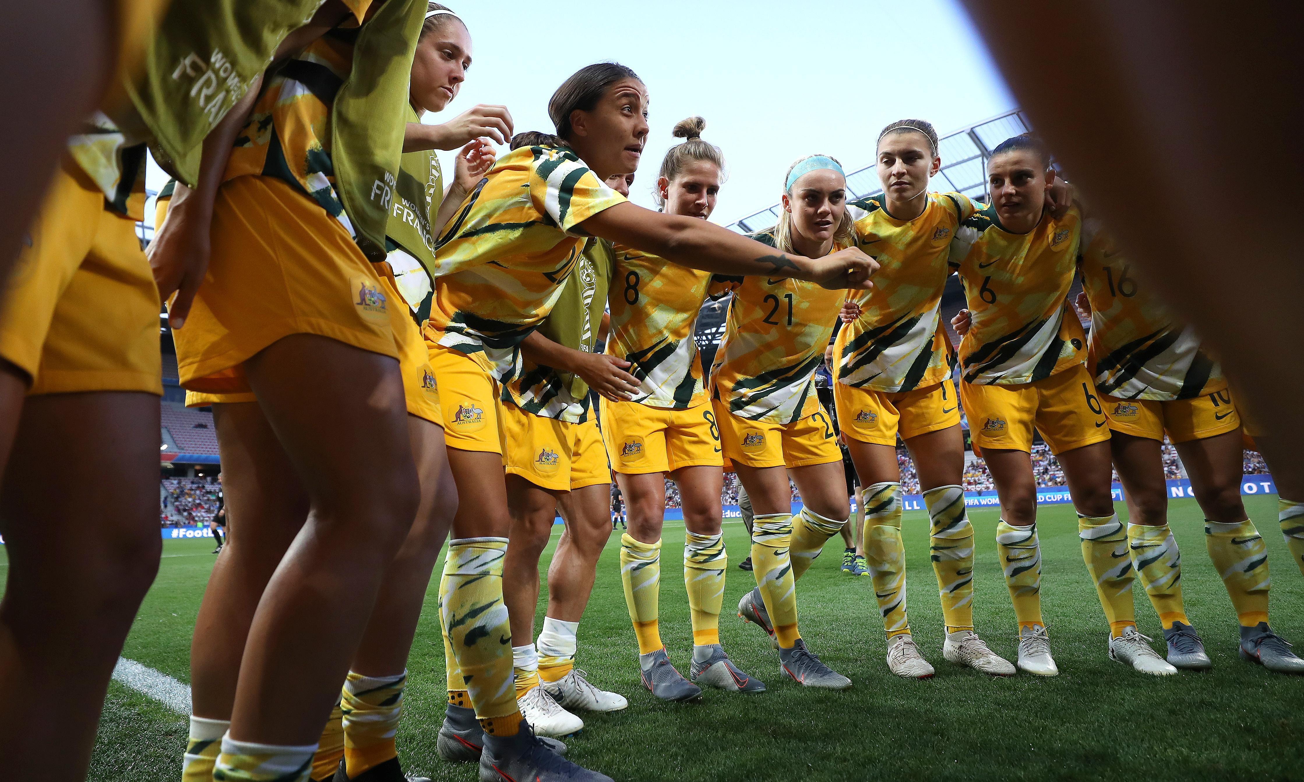 Australian football needs to heed Sam Kerr's World Cup exit rallying cry