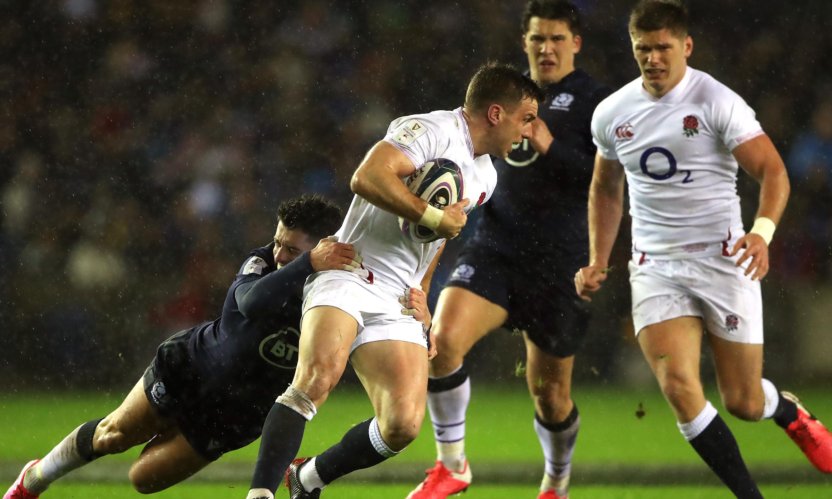 George Ford warns England: 'Ireland's Farrell is a very competitive guy'