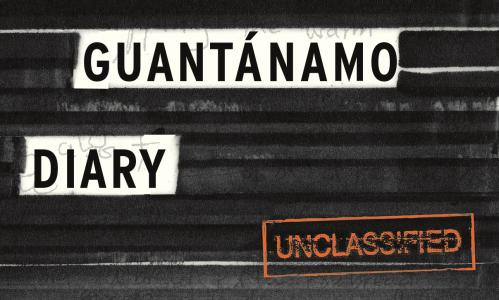 Guardian Live: Guantánamo Diary