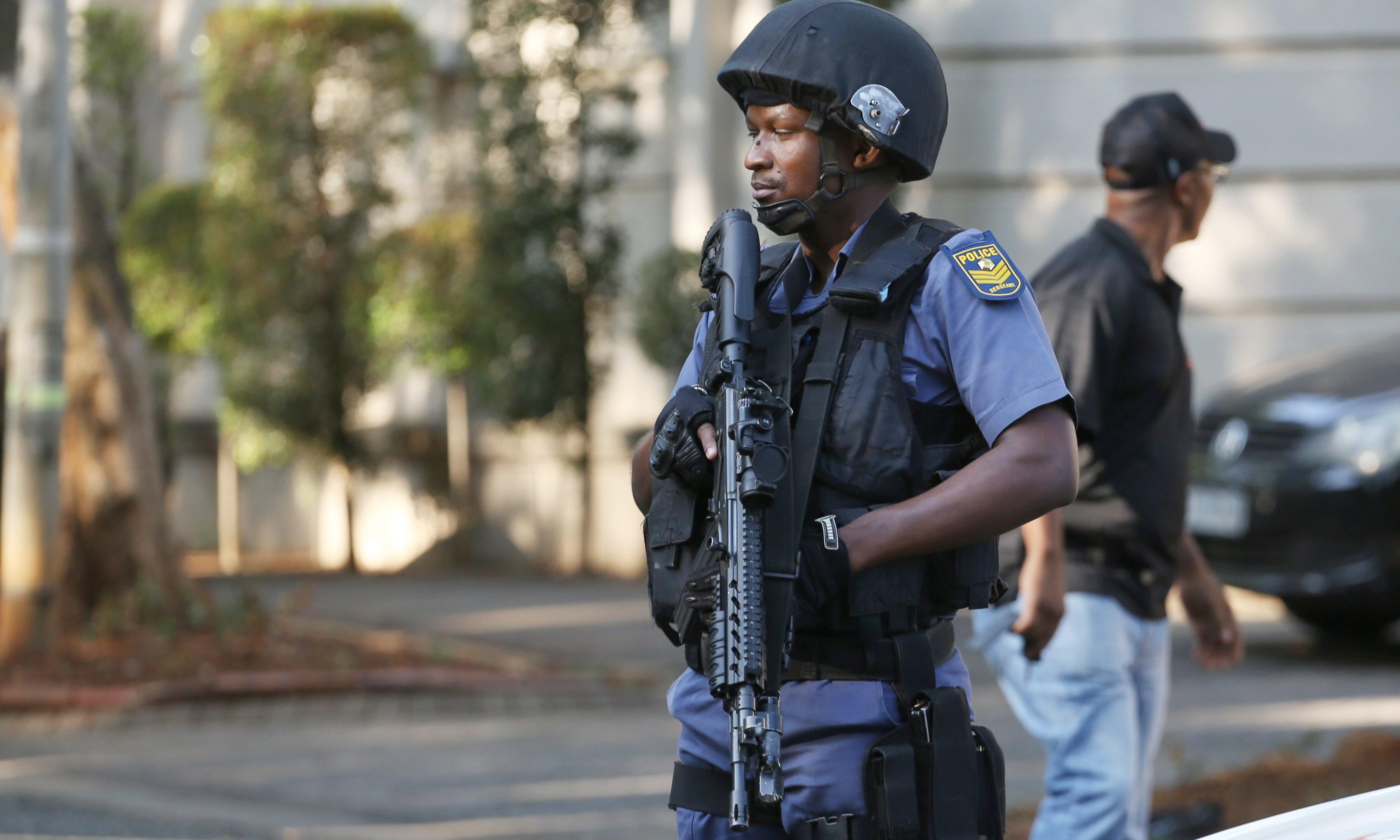 Foreign Office warns of Islamist threat in South Africa after British couple kidnapped