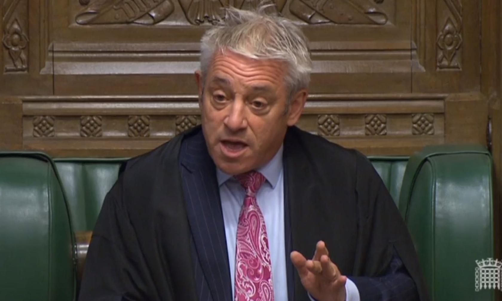 The Guardian view on John Bercow's departure: parliament needs a bold Speaker