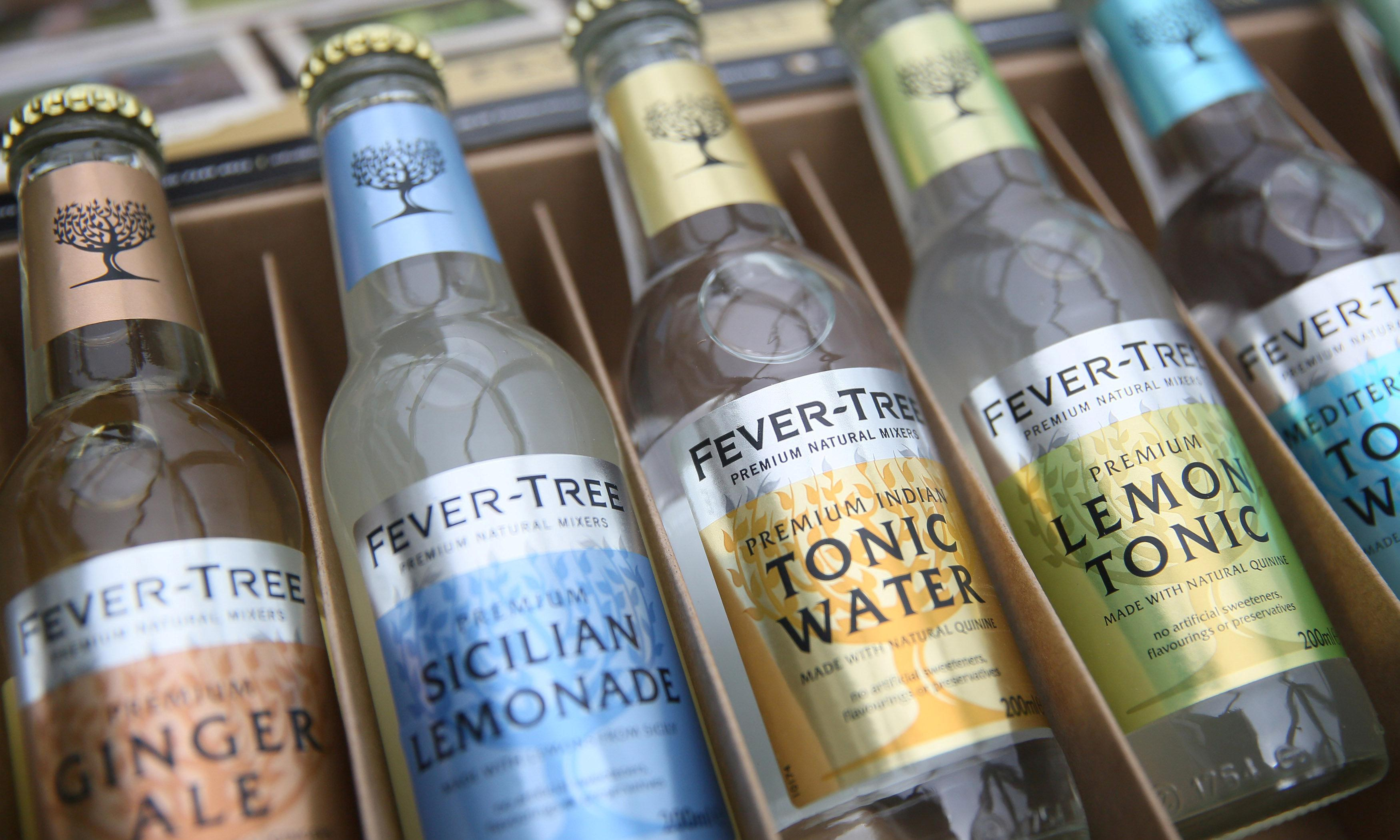 Fever-Tree profits fizz as Britain's thirst for gin continues