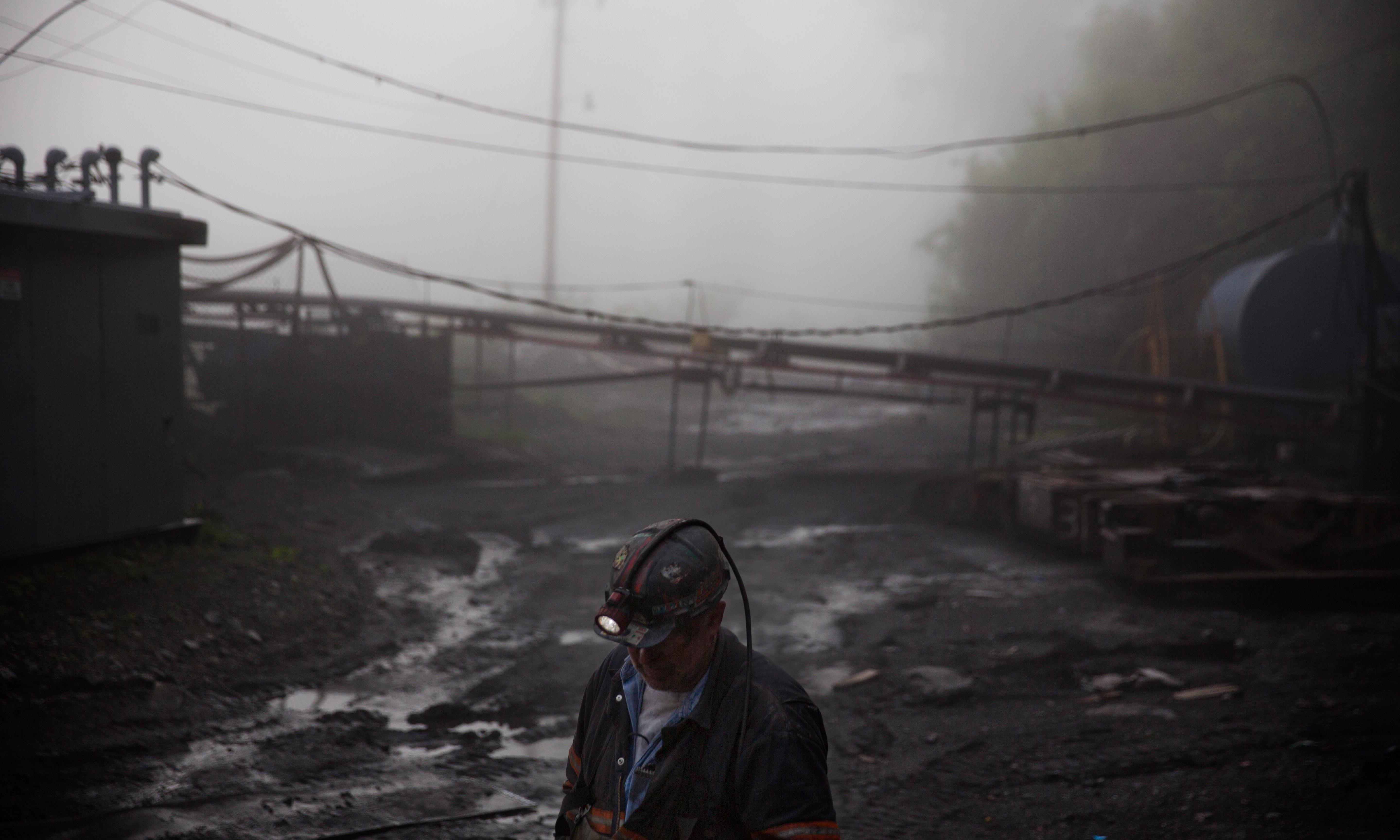'Coal is over': the miners rooting for the Green New Deal