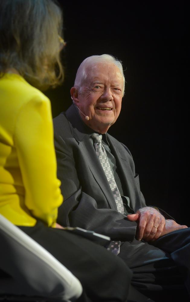 27502416958 13f9e2f132 o Jimmy Carter Opening Plenary 10th April
