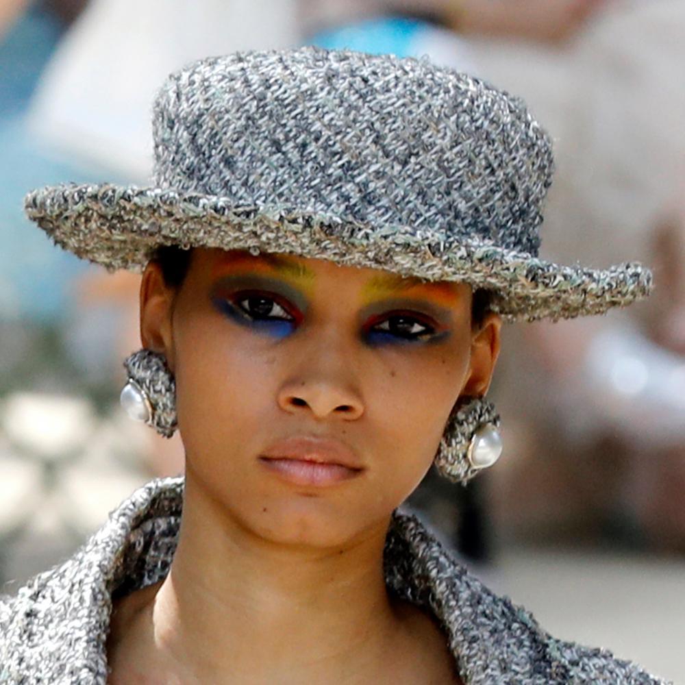 Dominican model Lineisy Montero.