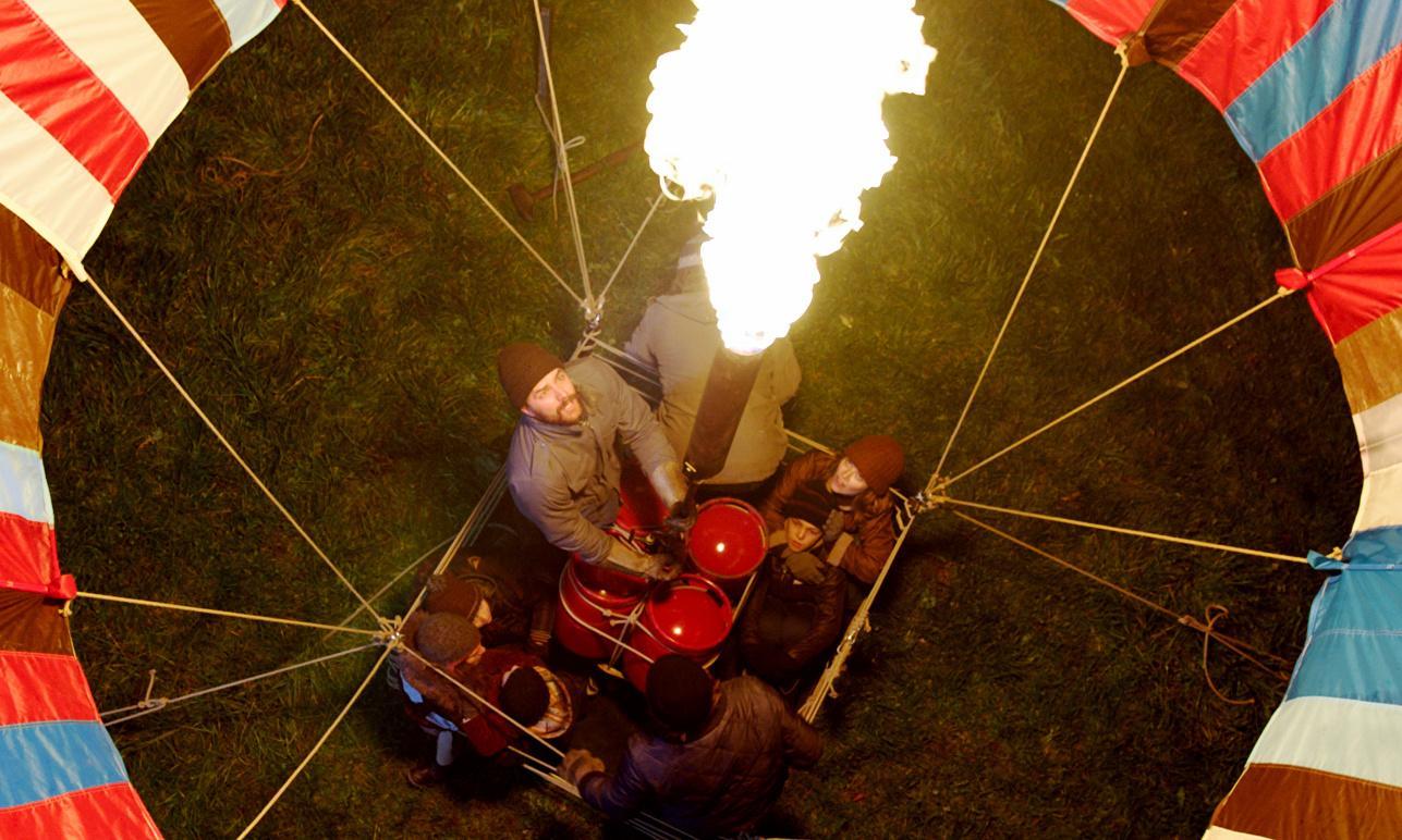 Balloon review – airborne escape caper crash lands