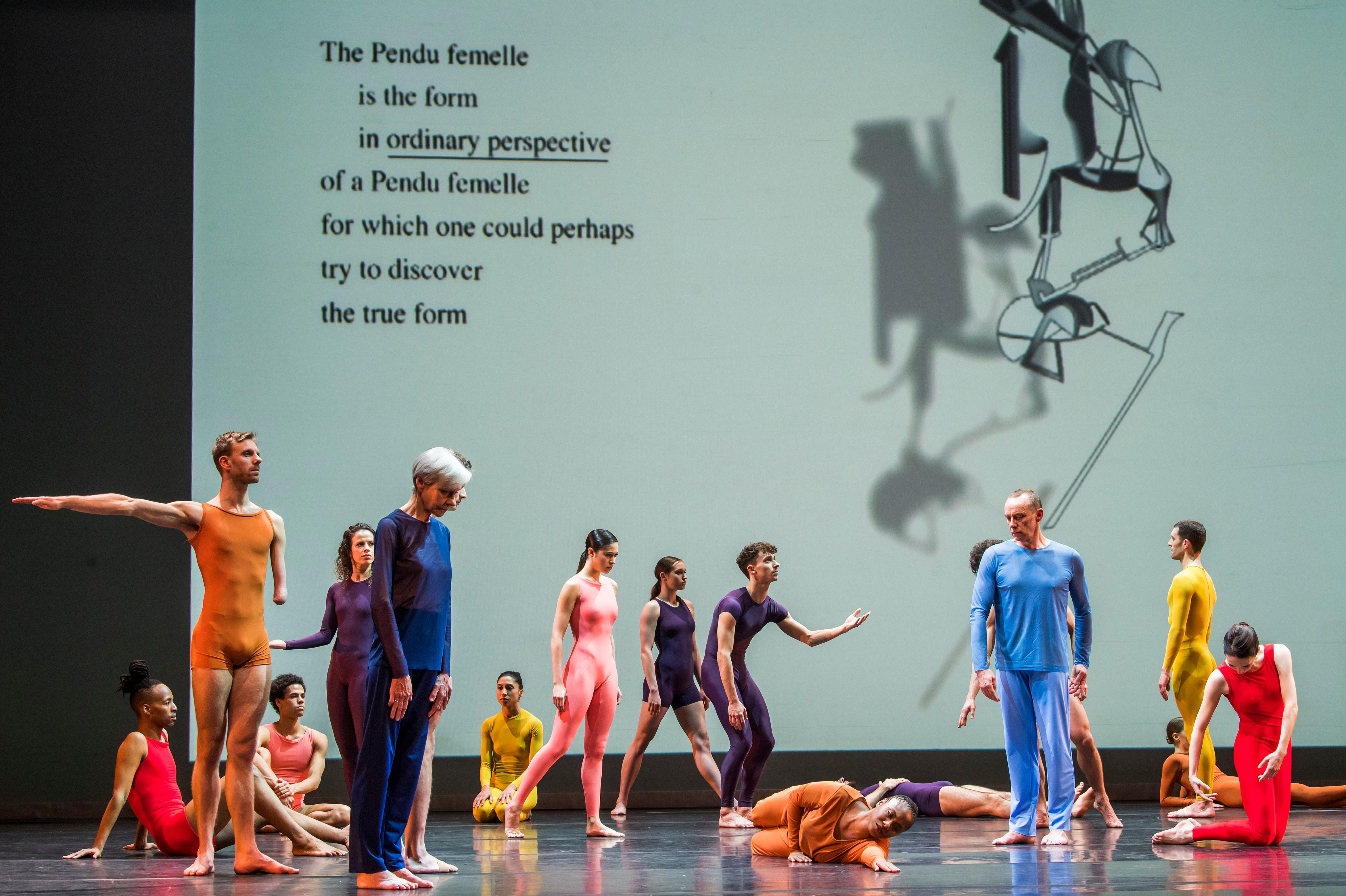 Night of 100 Solos review – Merce Cunningham lives on