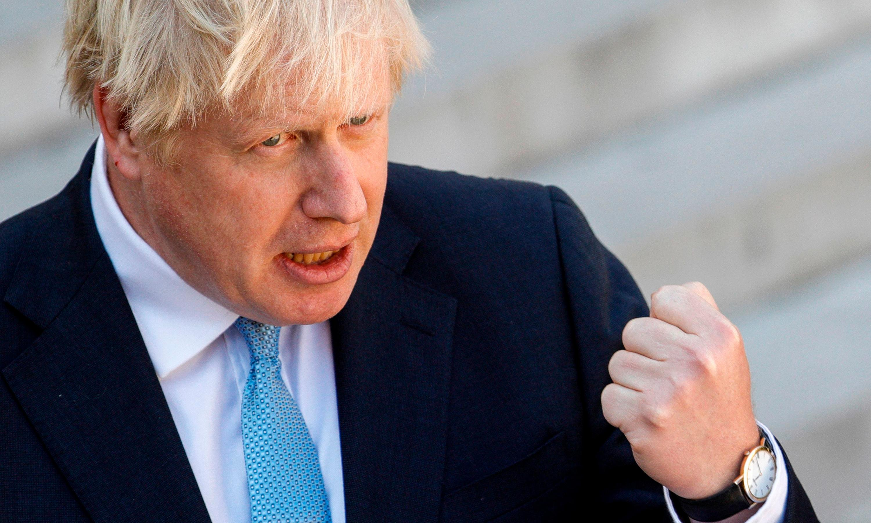 Boris Johnson still ahead in the polls - but by how much?